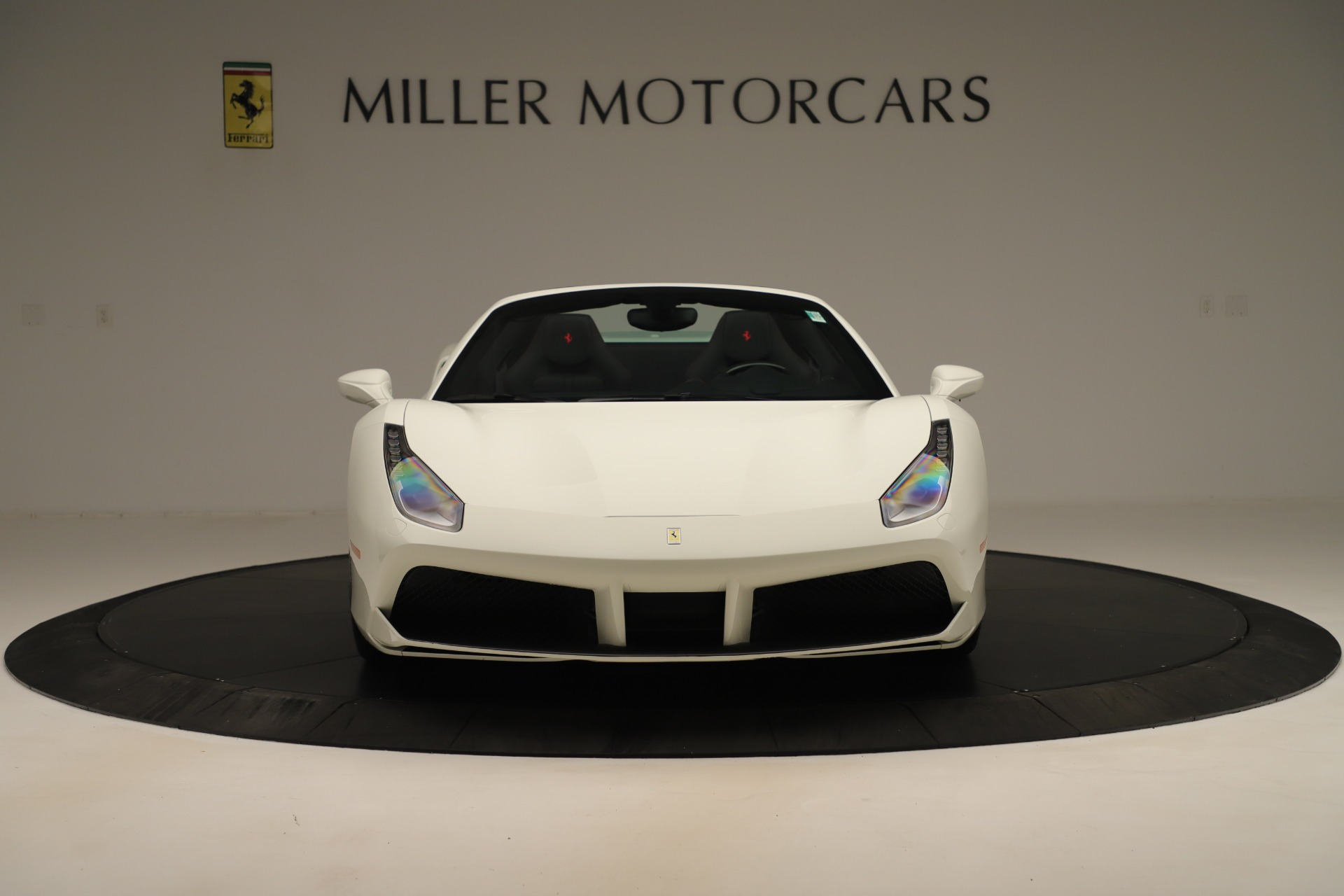 Used 2016 Ferrari 488 Spider  For Sale In Greenwich, CT 3375_p12