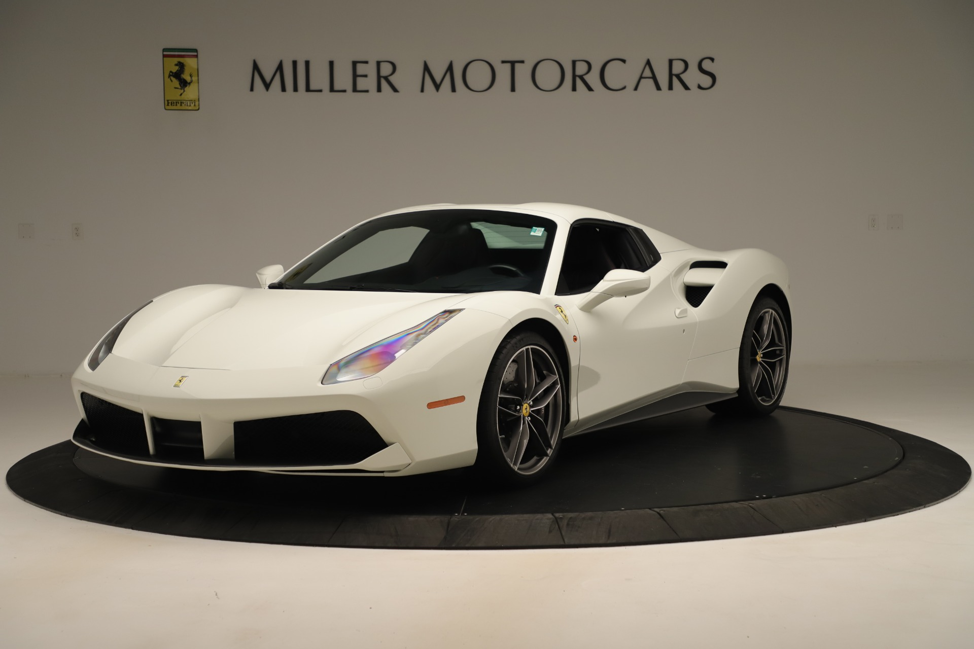Used 2016 Ferrari 488 Spider  For Sale In Greenwich, CT 3375_p13