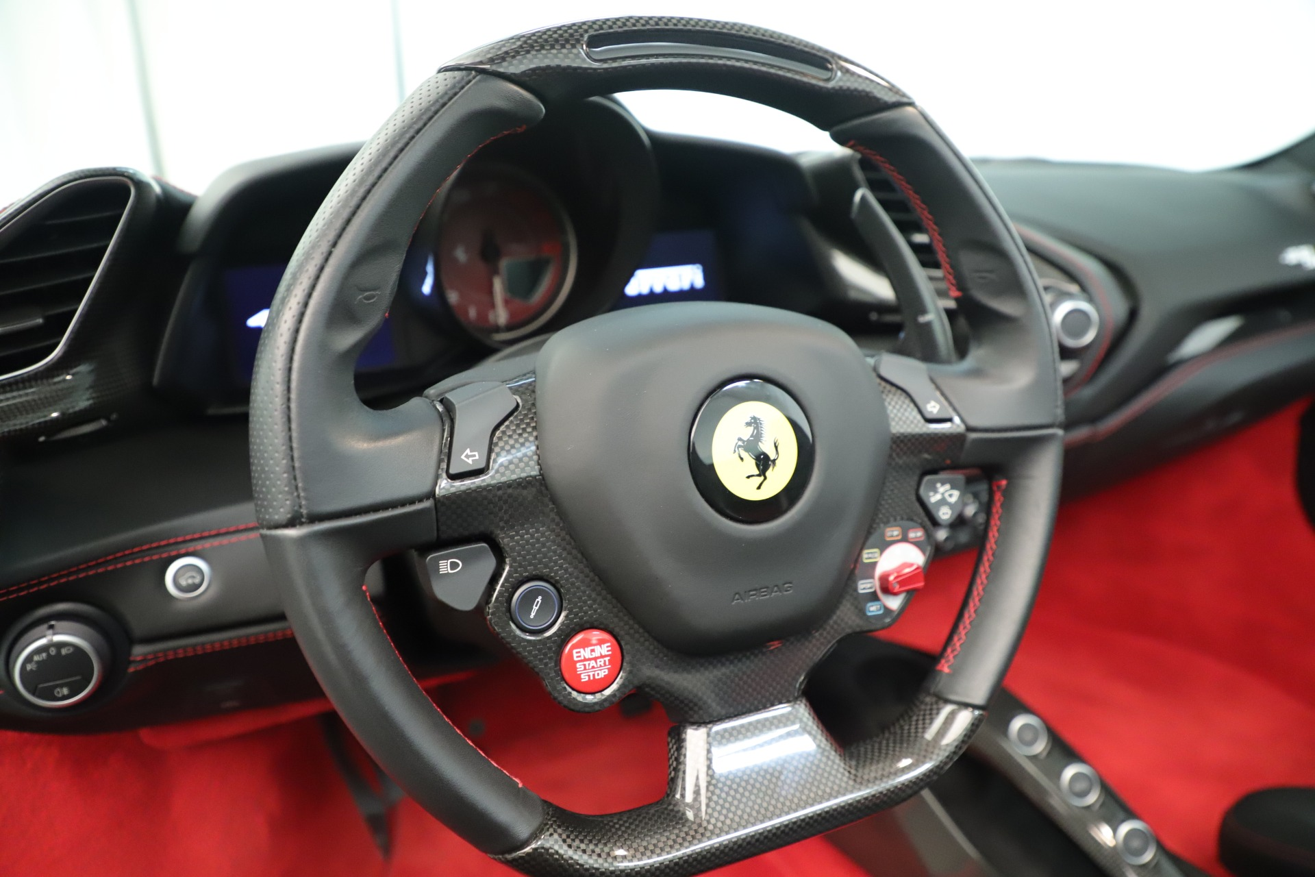Used 2016 Ferrari 488 Spider  For Sale In Greenwich, CT 3375_p27