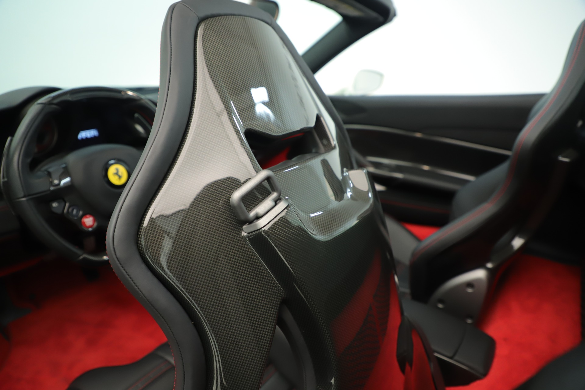Used 2016 Ferrari 488 Spider  For Sale In Greenwich, CT 3375_p29