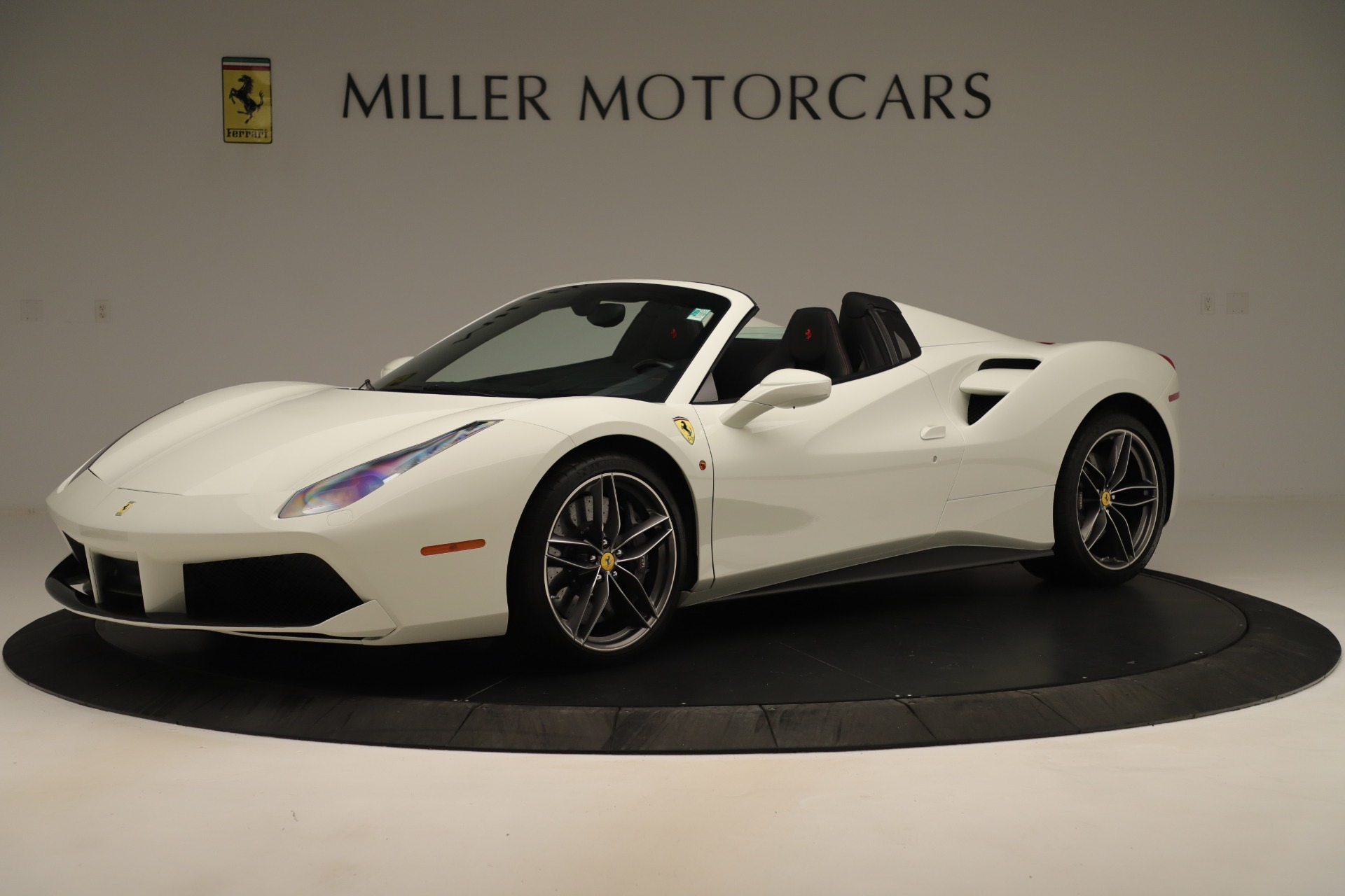 Used 2016 Ferrari 488 Spider  For Sale In Greenwich, CT 3375_p2