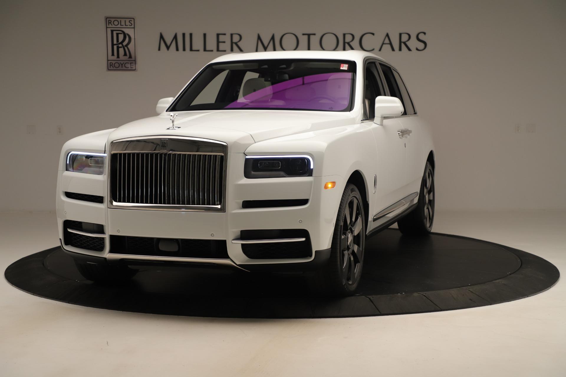 New 2019 Rolls-Royce Cullinan  For Sale In Greenwich, CT 3377_main