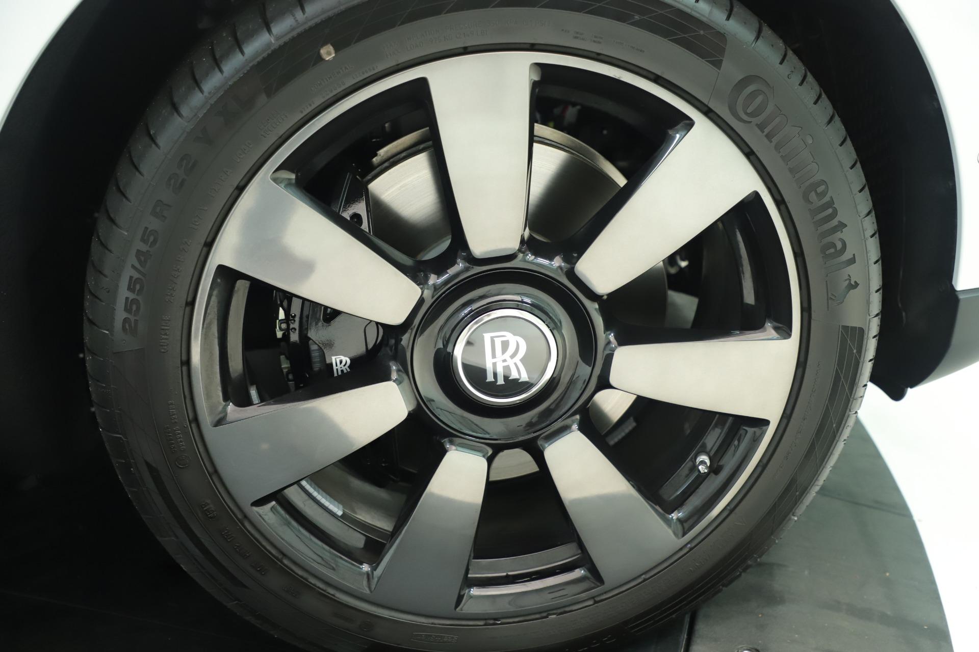 New 2019 Rolls-Royce Cullinan  For Sale In Greenwich, CT 3377_p26
