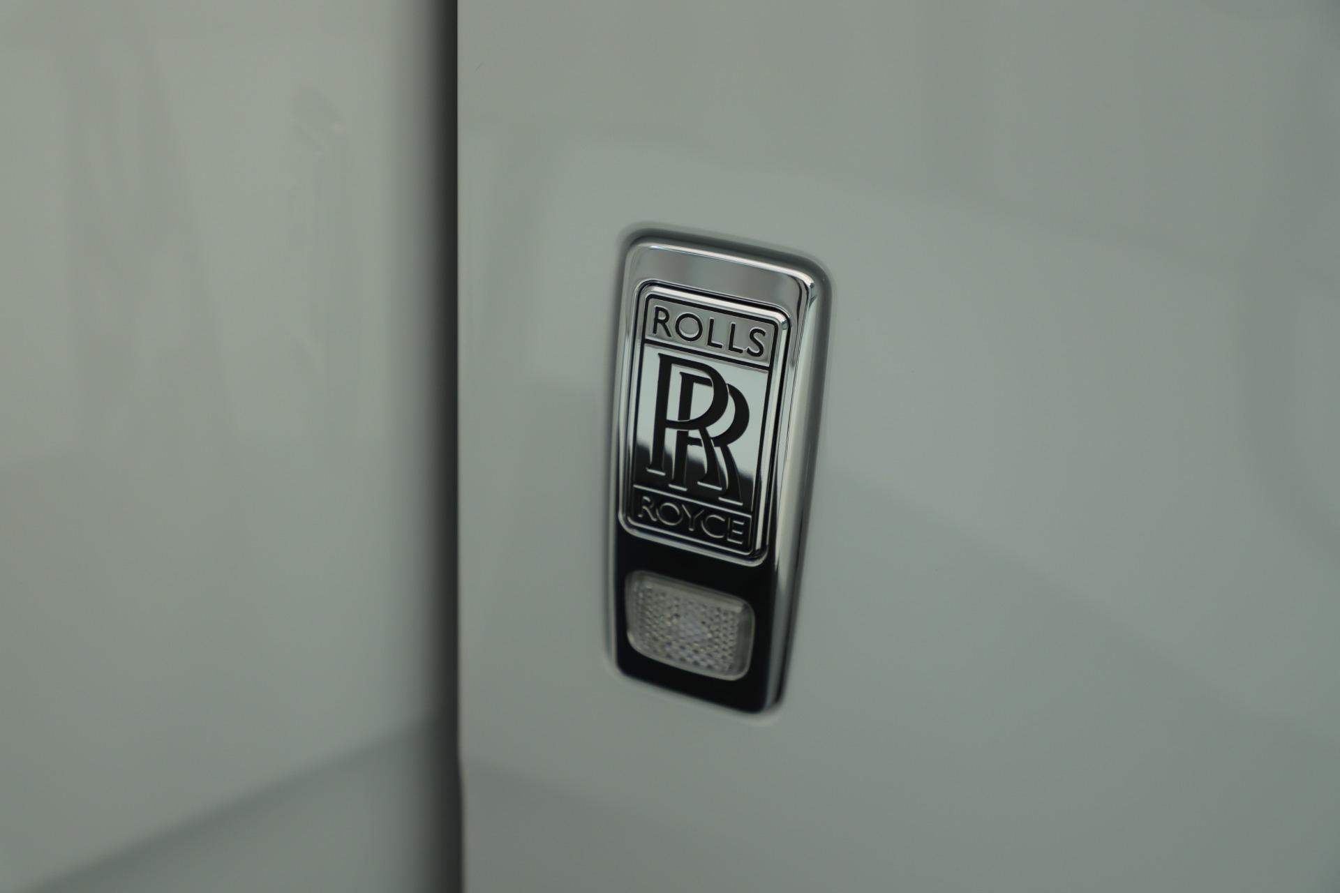 New 2019 Rolls-Royce Cullinan  For Sale In Greenwich, CT 3377_p27
