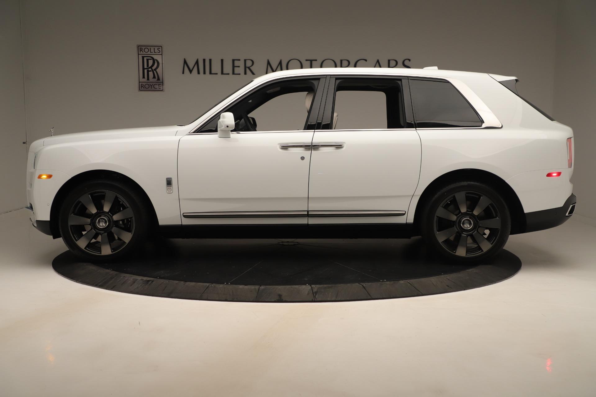 New 2019 Rolls-Royce Cullinan  For Sale In Greenwich, CT 3377_p3