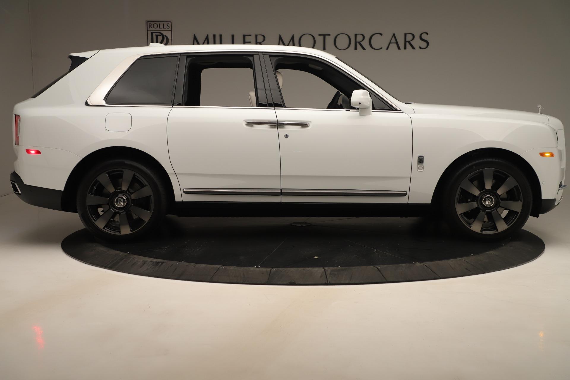 New 2019 Rolls-Royce Cullinan  For Sale In Greenwich, CT 3377_p7