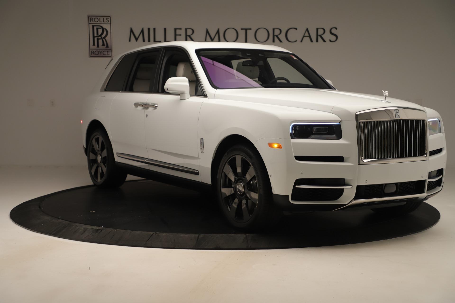New 2019 Rolls-Royce Cullinan  For Sale In Greenwich, CT 3377_p8