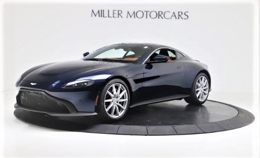 New 2020 Aston Martin Vantage Coupe For Sale In Greenwich, CT 3378_main