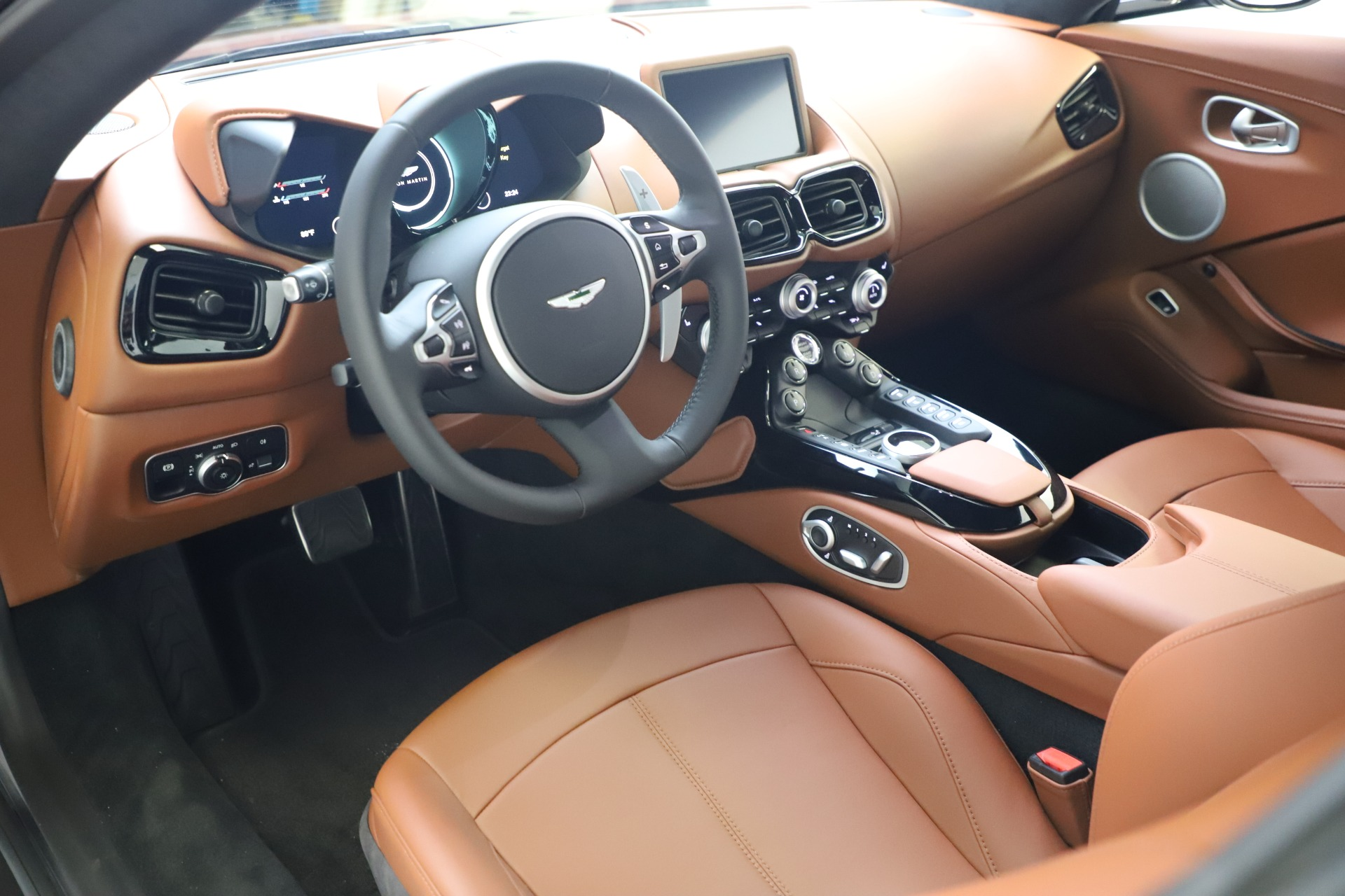 New 2020 Aston Martin Vantage Coupe For Sale In Greenwich, CT 3378_p12