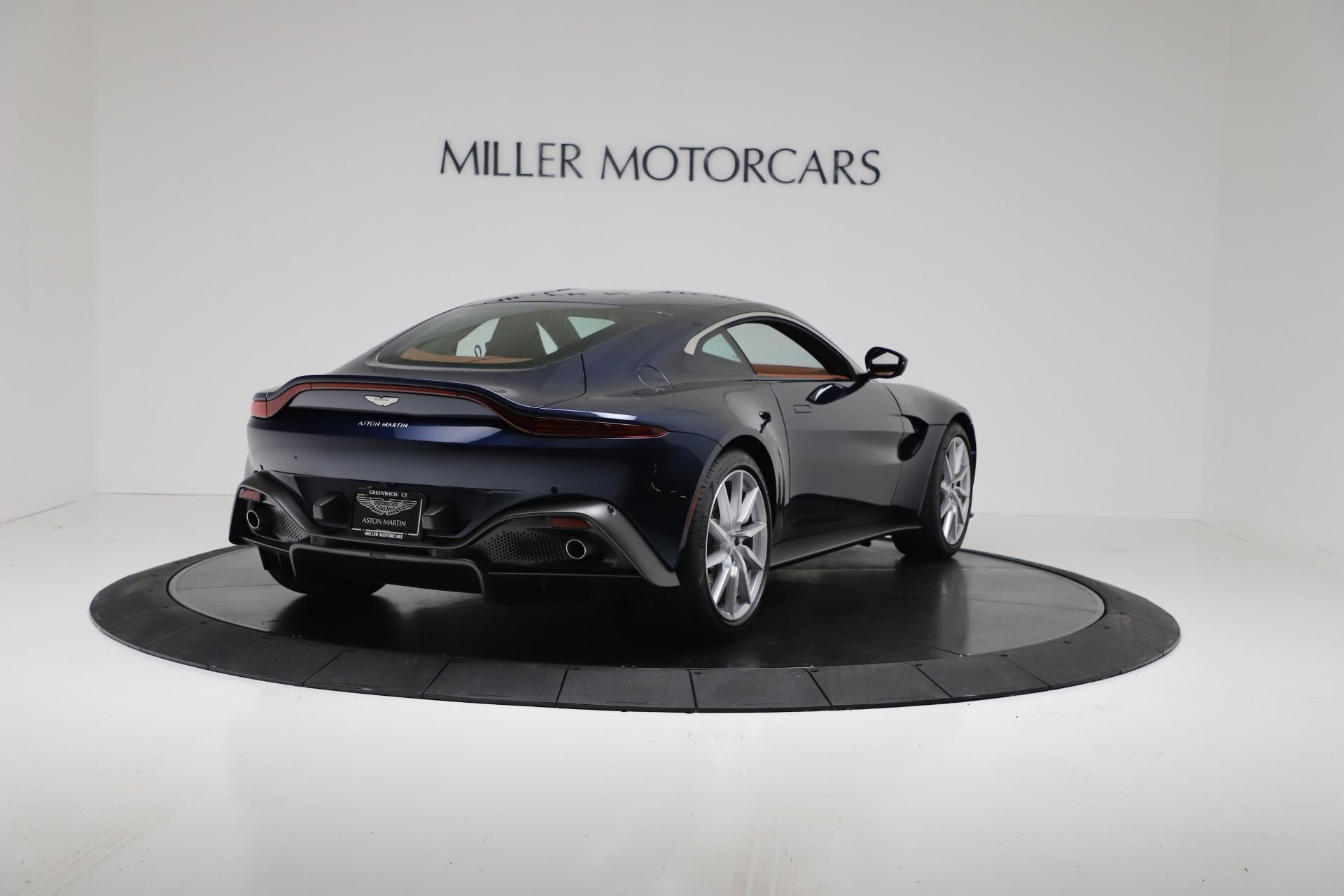 New 2020 Aston Martin Vantage V8 For Sale In Greenwich, CT 3378_p6