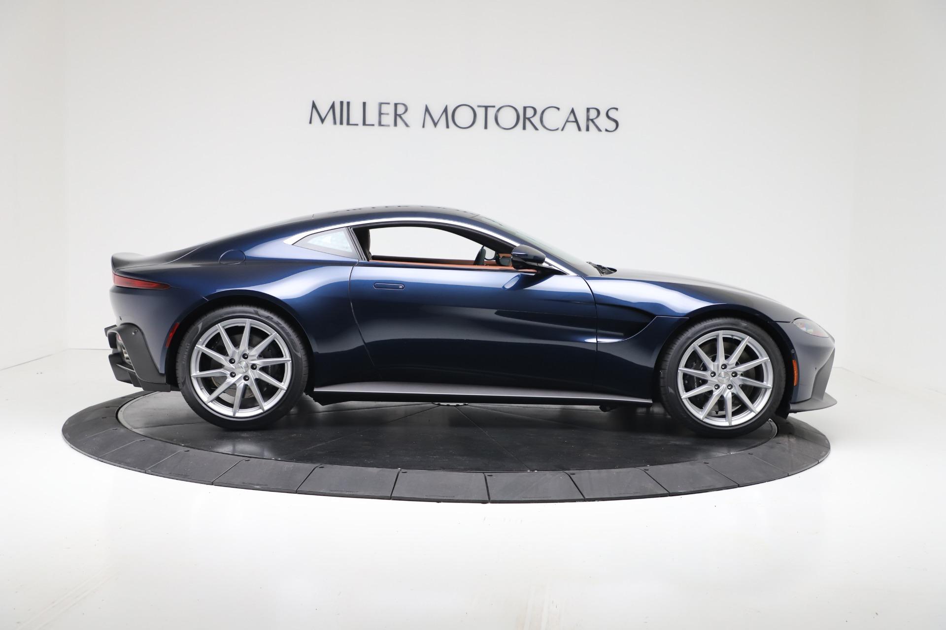 New 2020 Aston Martin Vantage V8 For Sale In Greenwich, CT 3378_p8