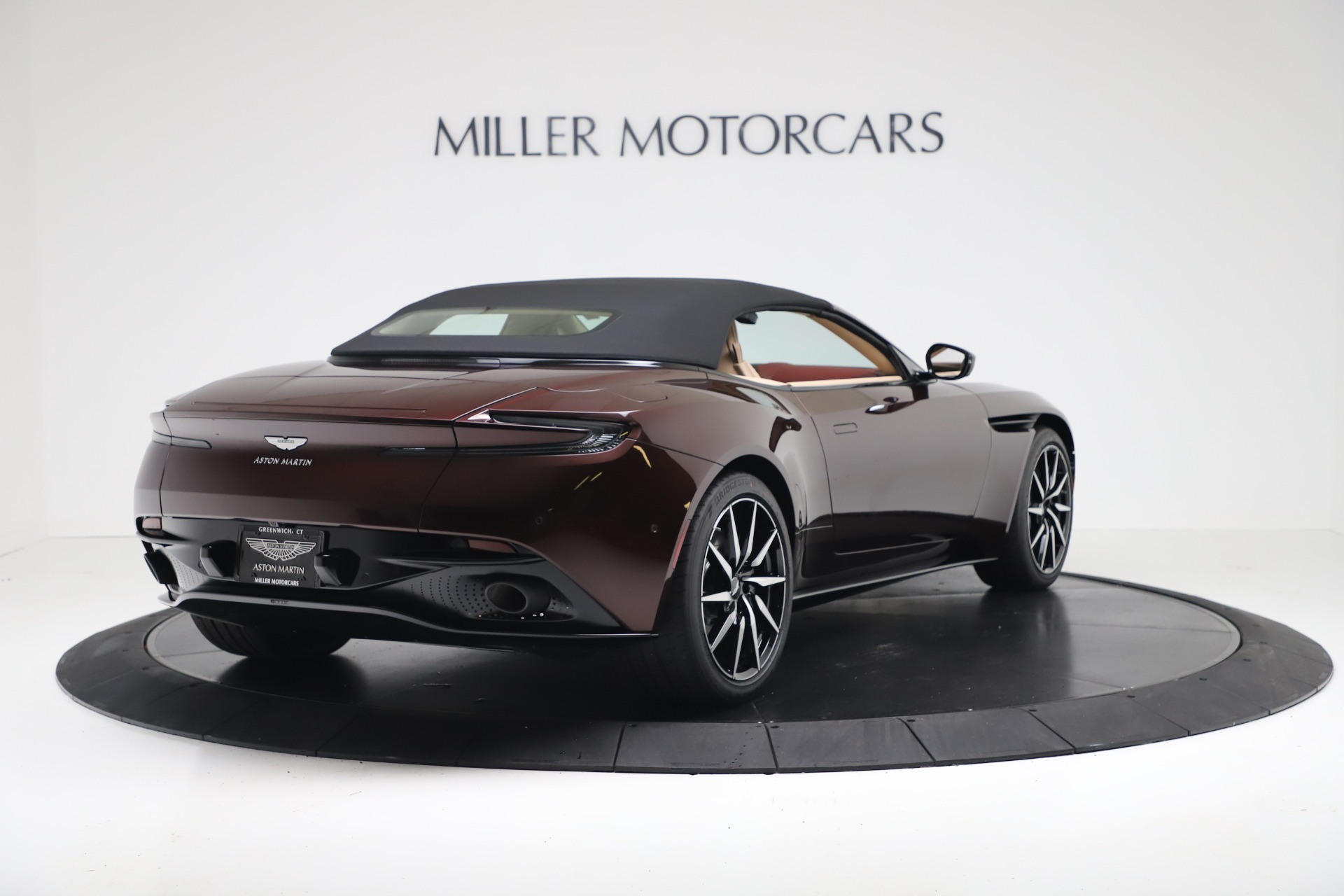 New 2020 Aston Martin DB11 Convertible For Sale In Greenwich, CT 3380_p17