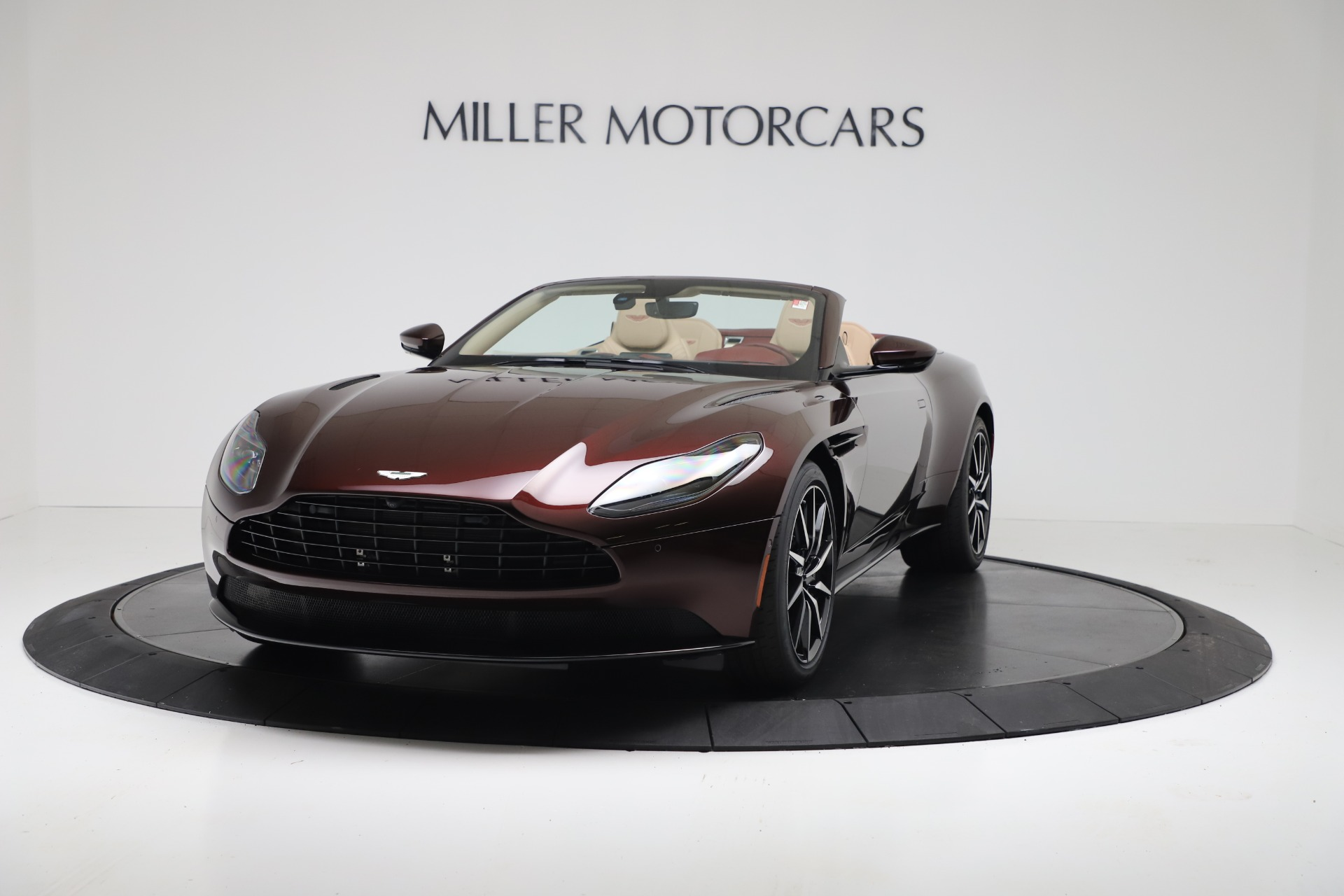 New 2020 Aston Martin DB11 Convertible For Sale In Greenwich, CT 3380_p2