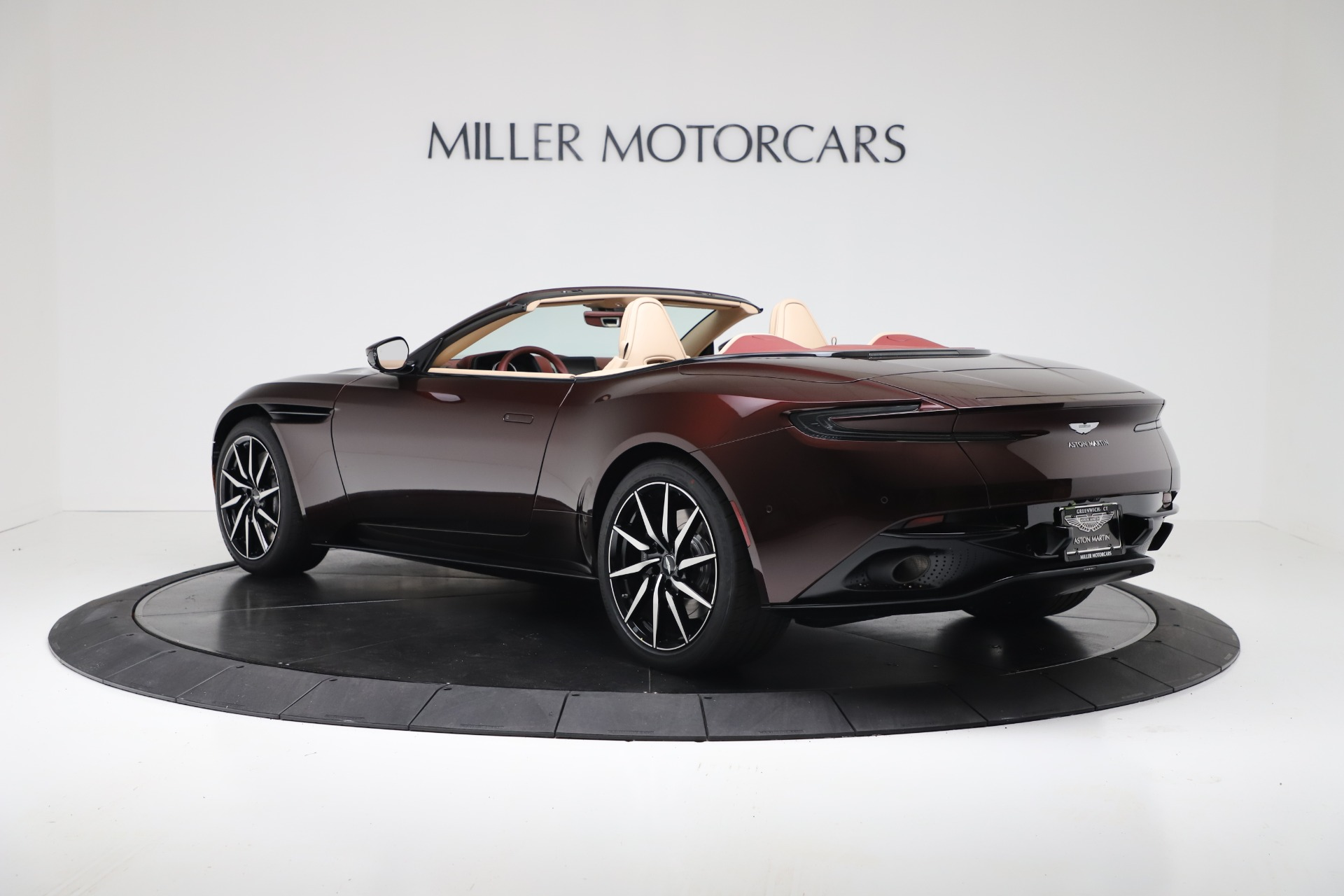 New 2020 Aston Martin DB11 Convertible For Sale In Greenwich, CT 3380_p4
