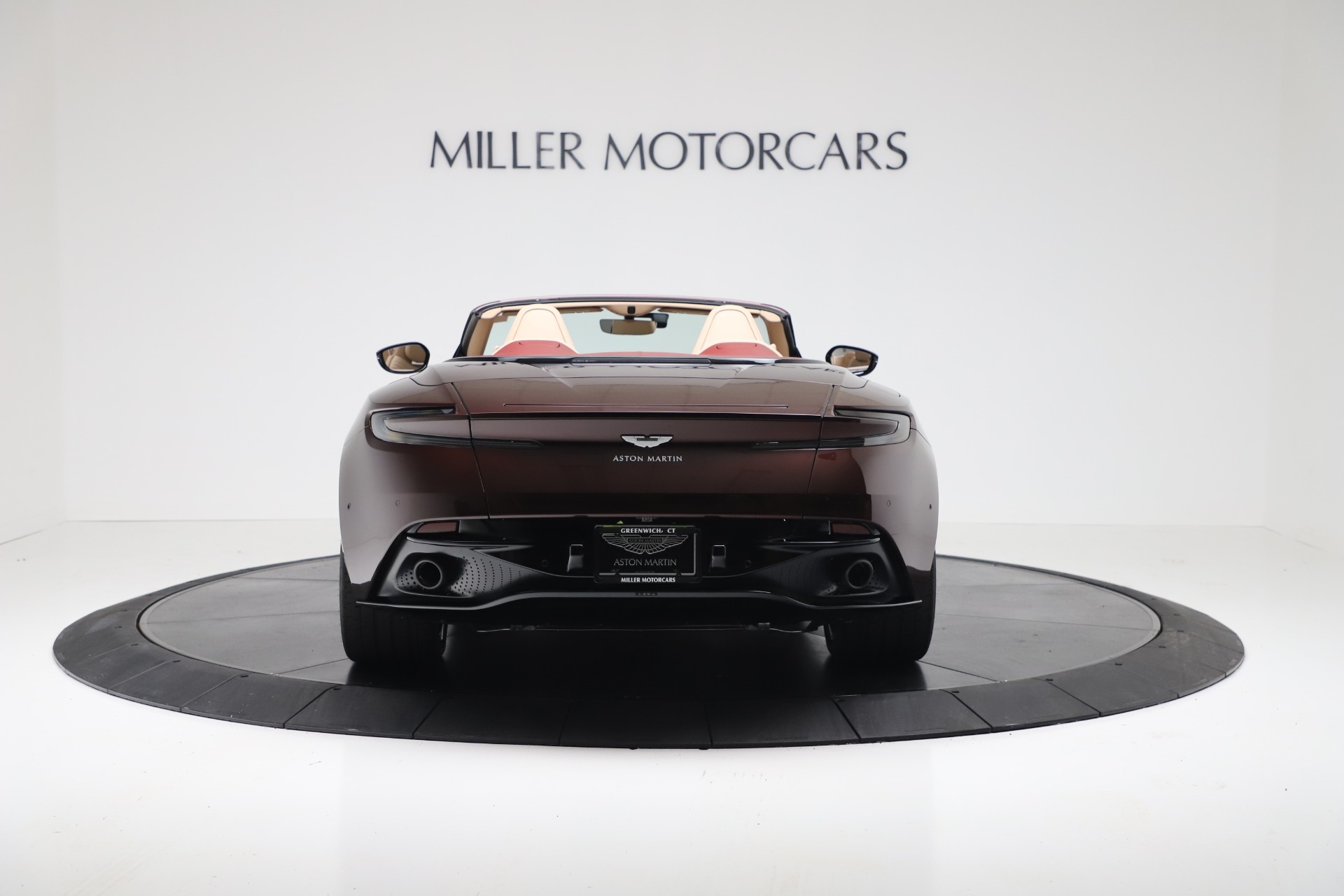New 2020 Aston Martin DB11 Convertible For Sale In Greenwich, CT 3380_p5