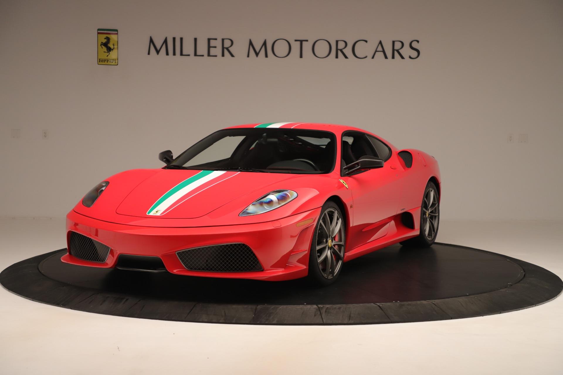 Used 2008 Ferrari F430 Scuderia For Sale In Greenwich, CT 3381_main