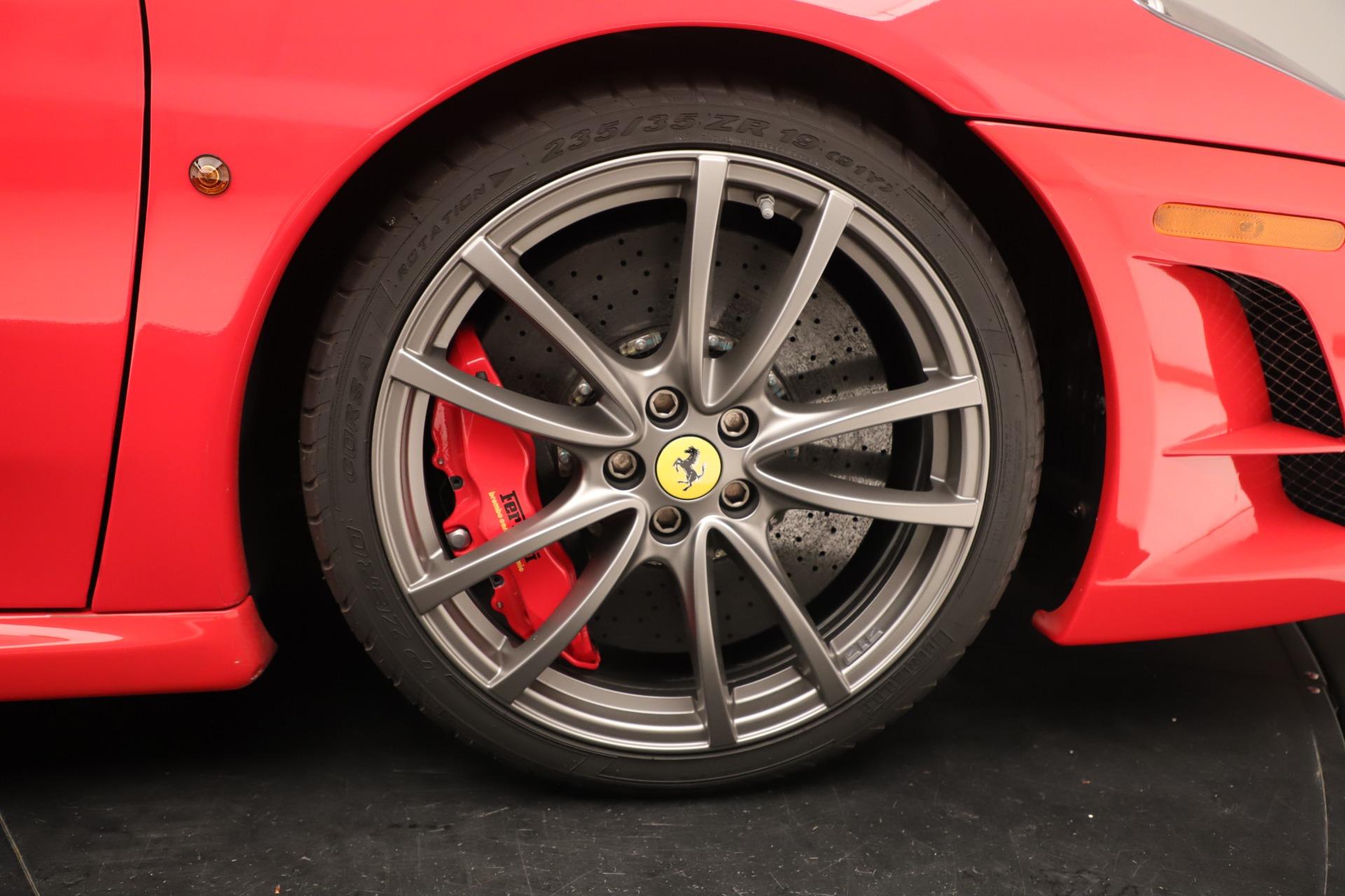 Used 2008 Ferrari F430 Scuderia For Sale In Greenwich, CT 3381_p13