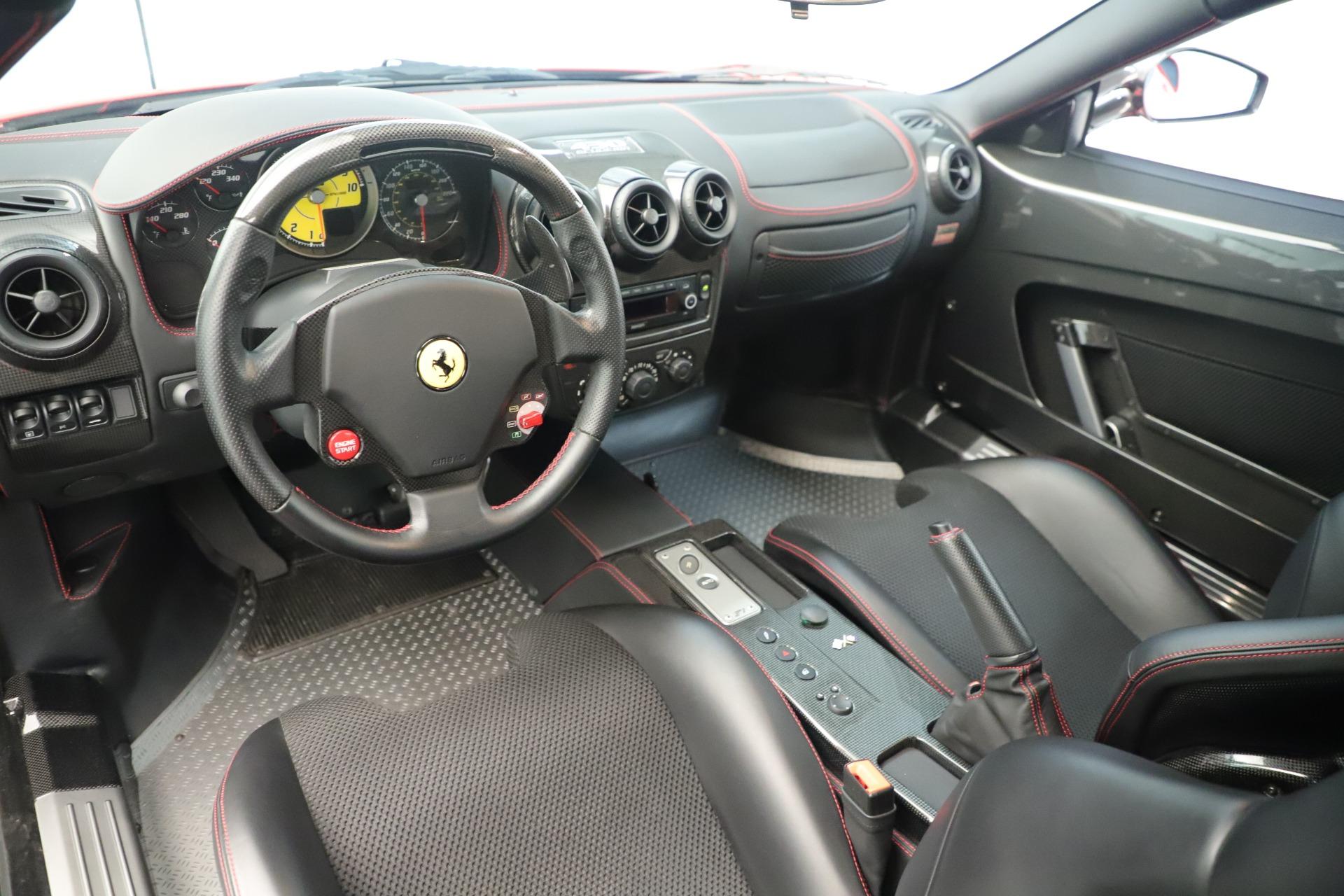 Used 2008 Ferrari F430 Scuderia For Sale In Greenwich, CT 3381_p14