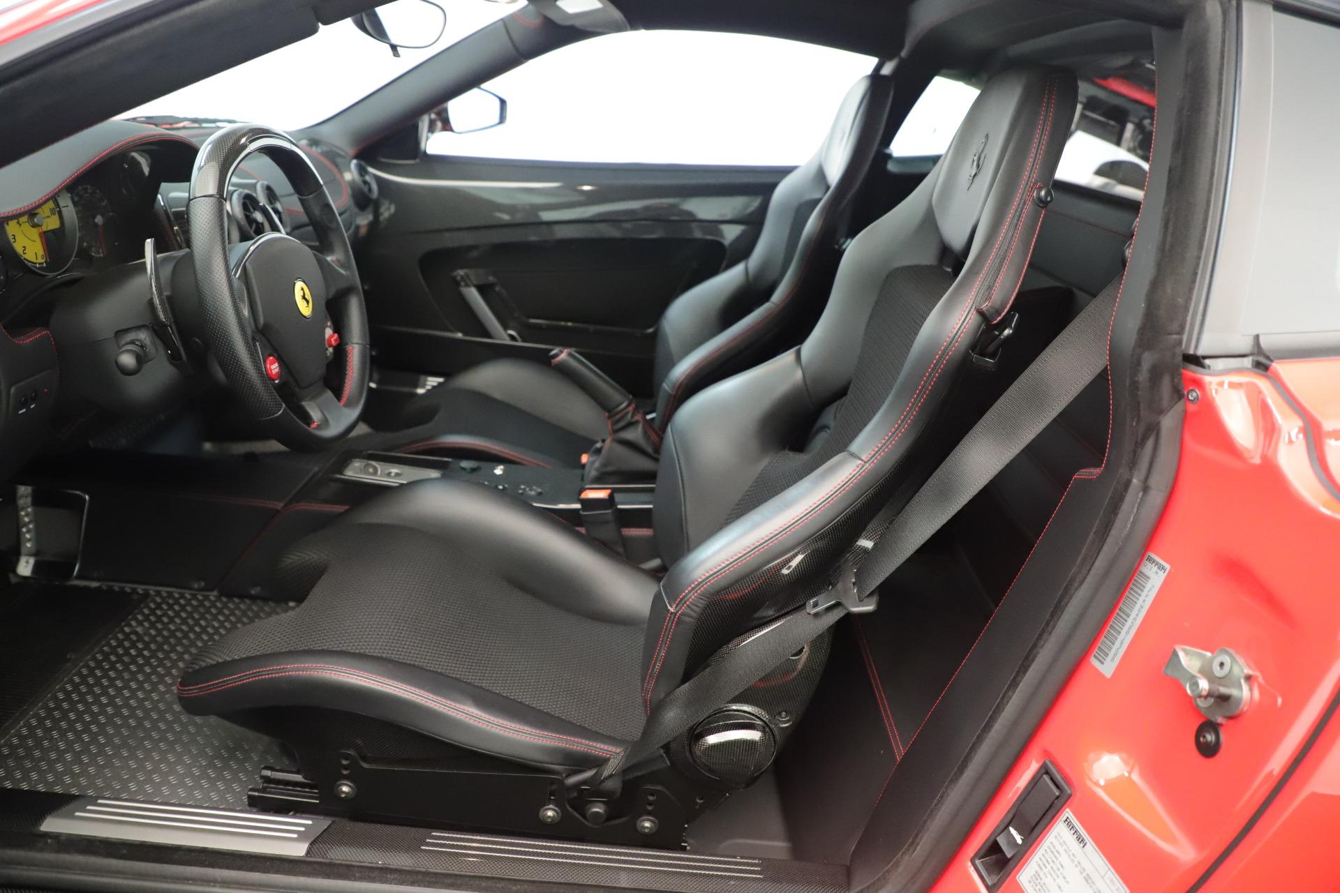 Used 2008 Ferrari F430 Scuderia For Sale In Greenwich, CT 3381_p15