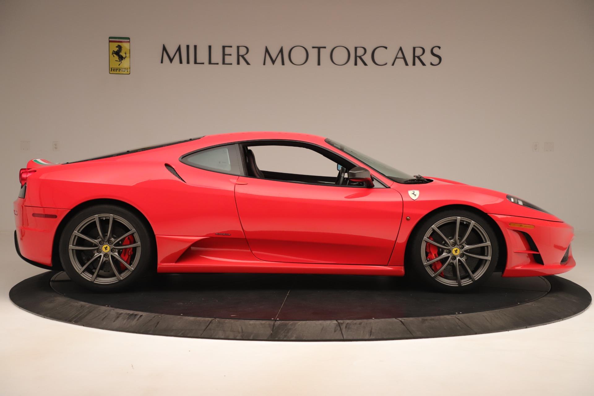Used 2008 Ferrari F430 Scuderia For Sale In Greenwich, CT 3381_p9
