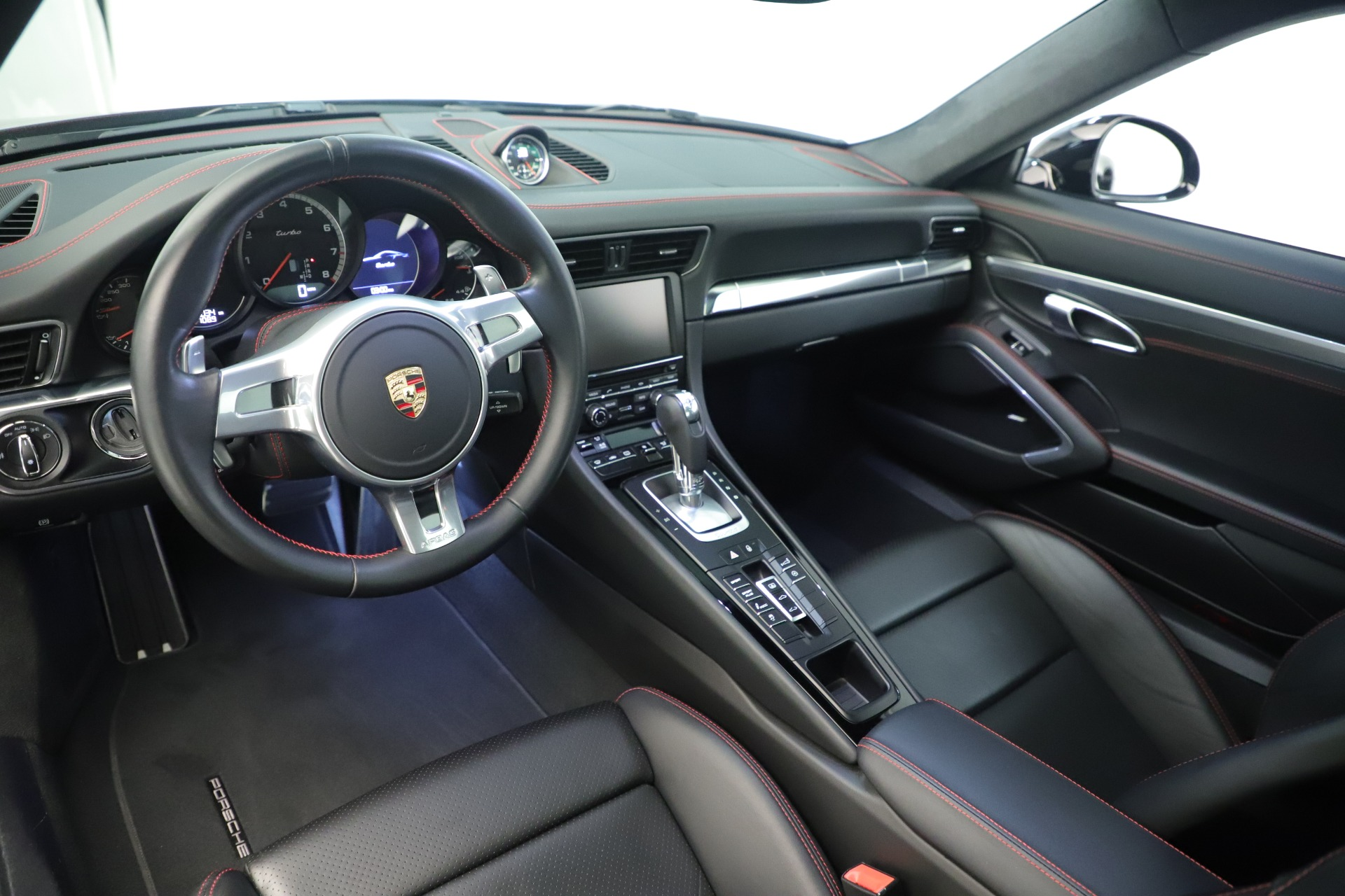 Used 2014 Porsche 911 Turbo For Sale In Greenwich, CT 3382_p14