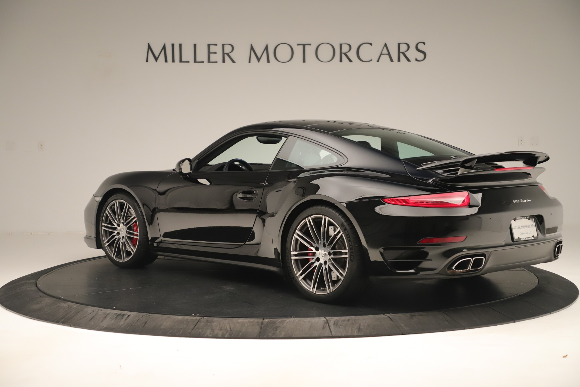 Used 2014 Porsche 911 Turbo For Sale In Greenwich, CT 3382_p4