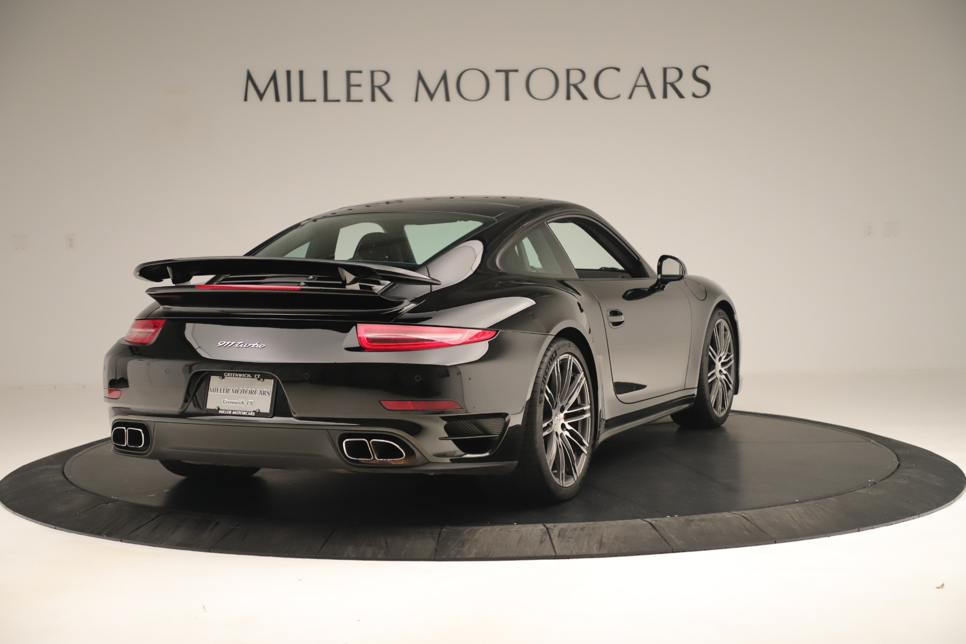 Used 2014 Porsche 911 Turbo For Sale In Greenwich, CT 3382_p7