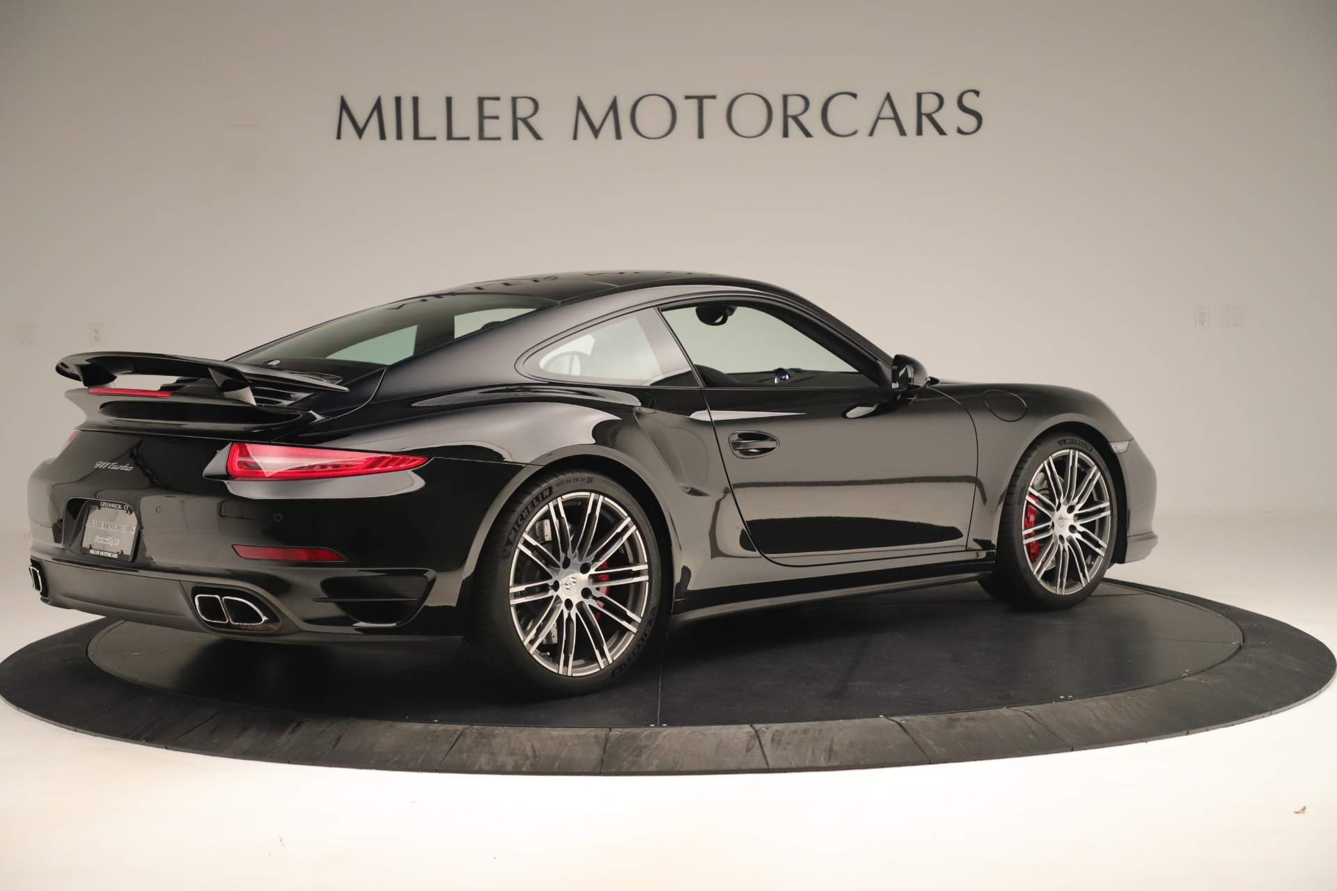 Used 2014 Porsche 911 Turbo For Sale In Greenwich, CT 3382_p8