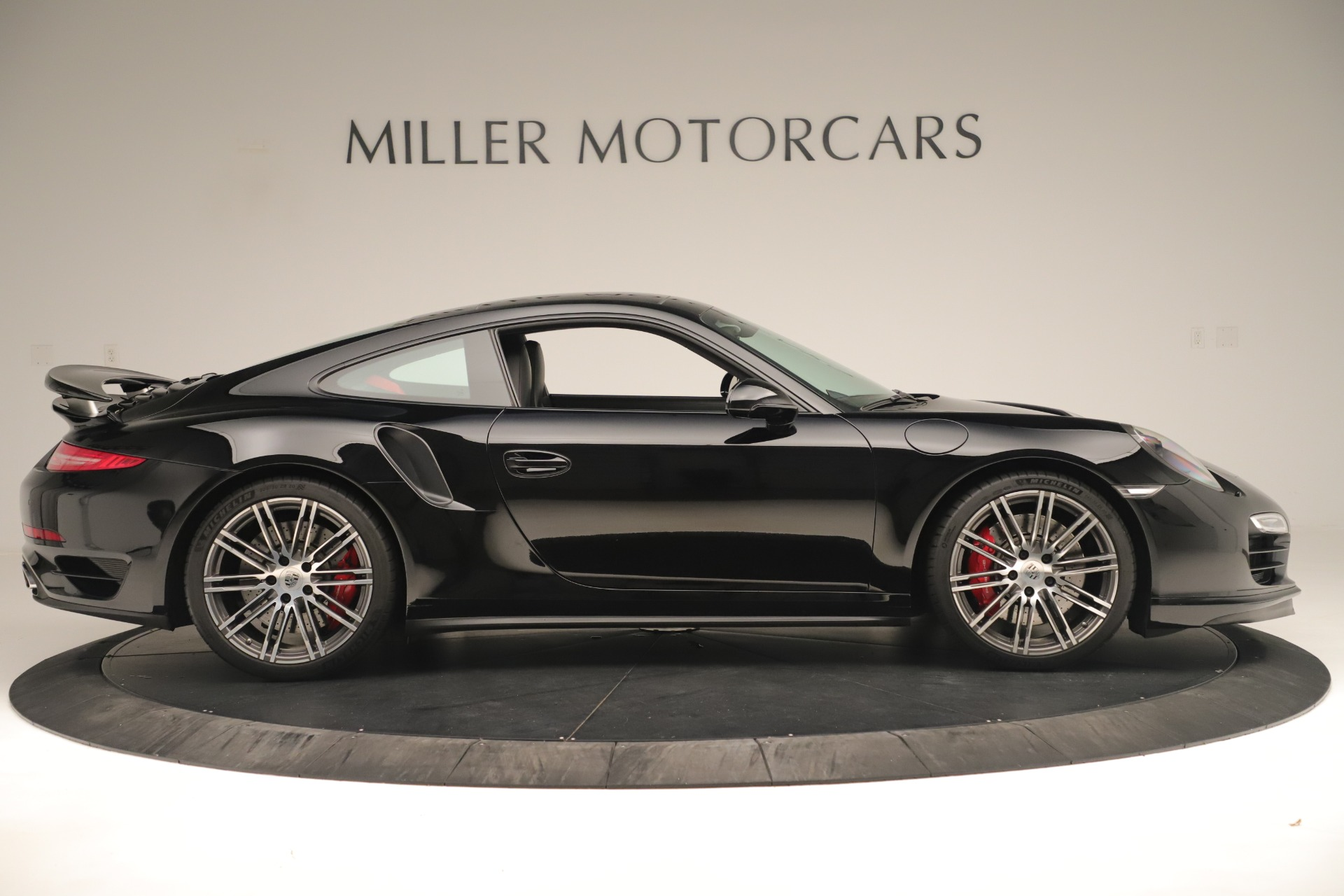 Used 2014 Porsche 911 Turbo For Sale In Greenwich, CT 3382_p9