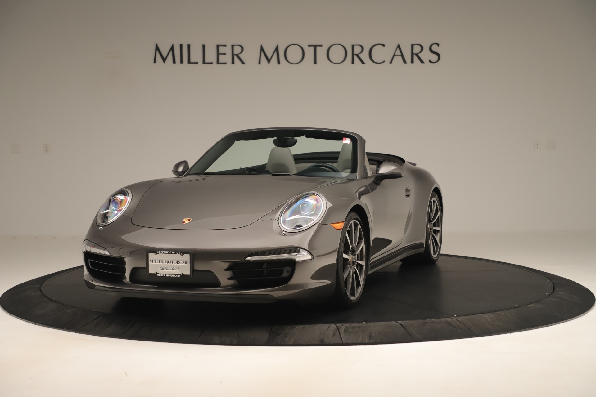 Used 2015 Porsche 911 Carrera 4S For Sale In Greenwich, CT 3383_main