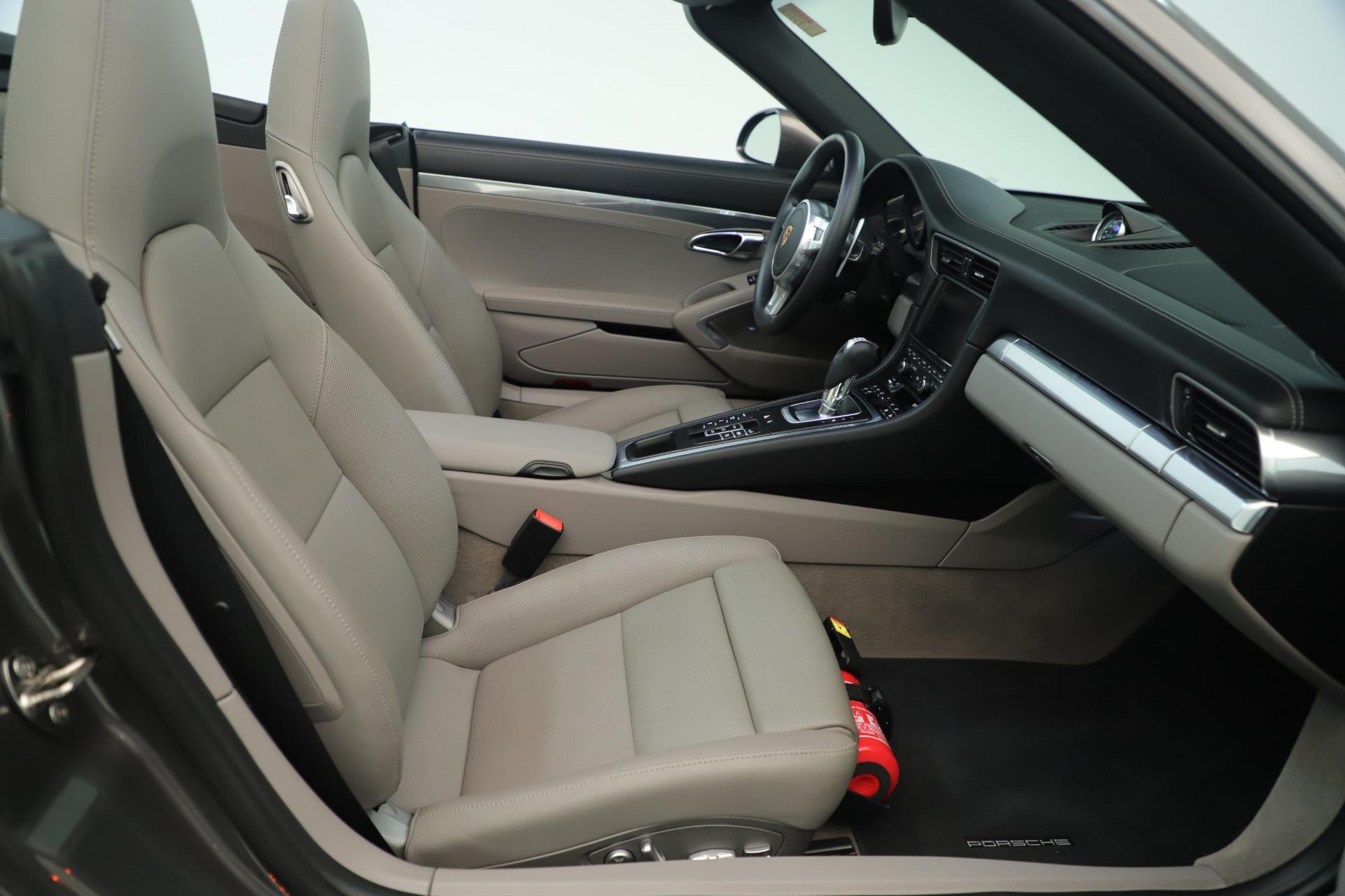 Used 2015 Porsche 911 Carrera 4S For Sale In Greenwich, CT 3383_p23