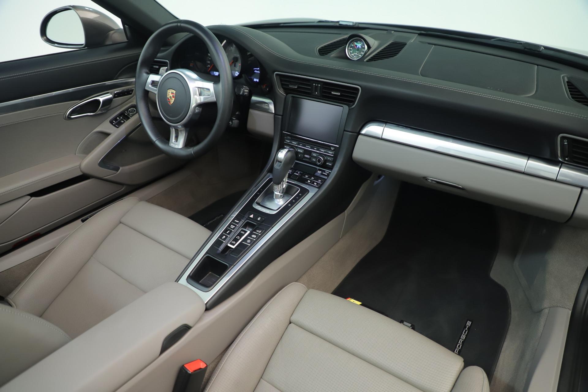 Used 2015 Porsche 911 Carrera 4S For Sale In Greenwich, CT 3383_p24