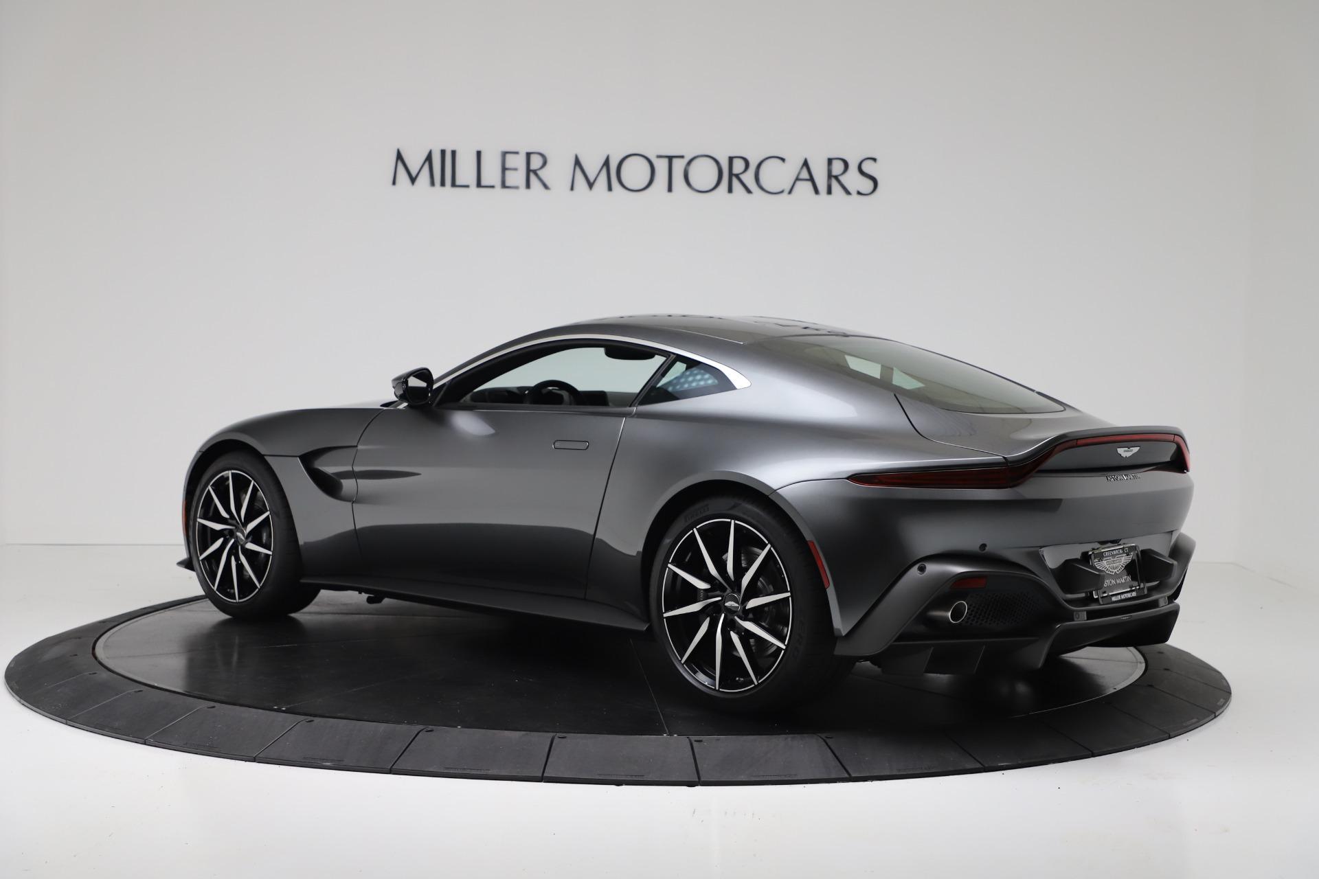 New 2020 Aston Martin Vantage V8 For Sale In Greenwich, CT 3384_p3
