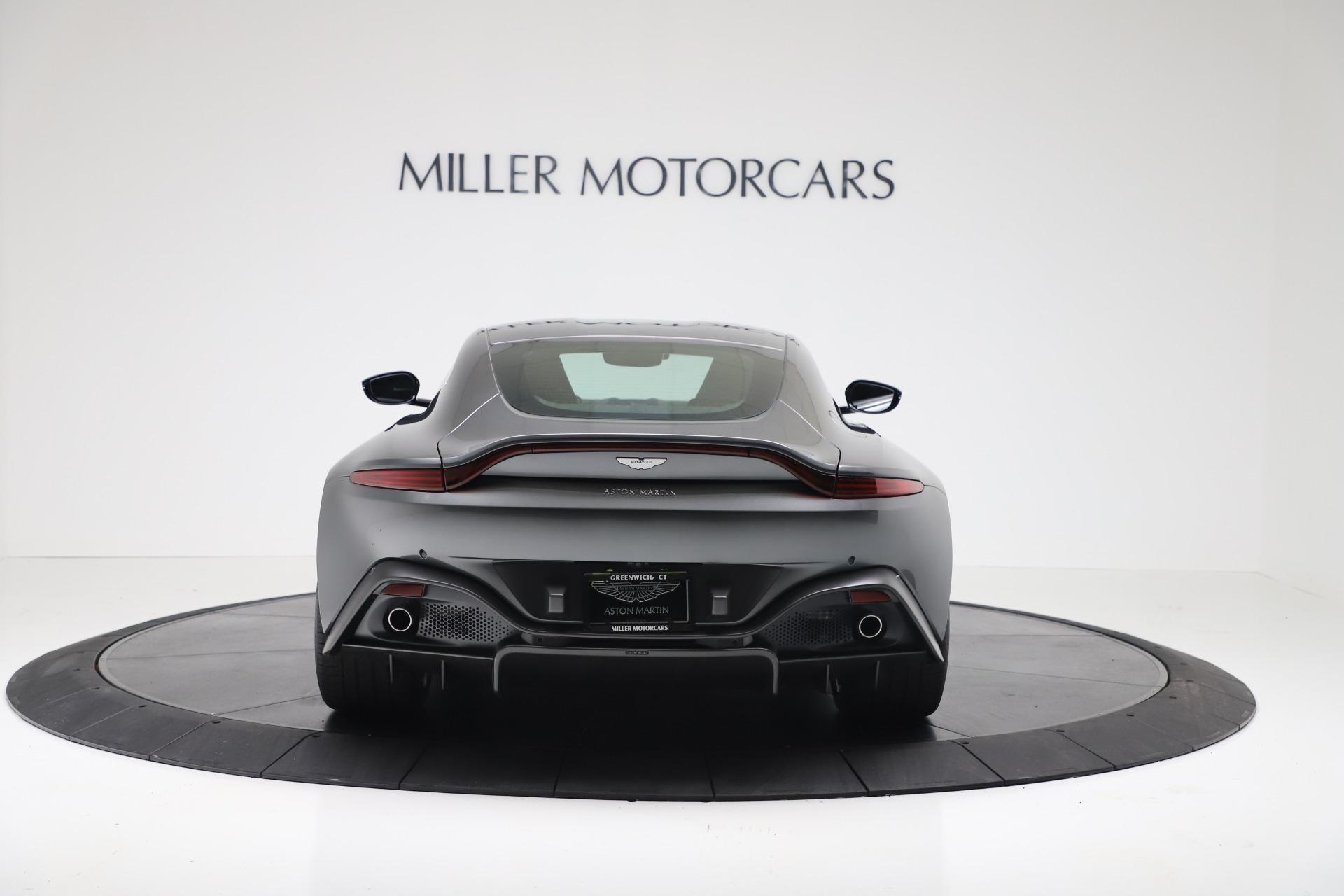 New 2020 Aston Martin Vantage V8 For Sale In Greenwich, CT 3384_p4