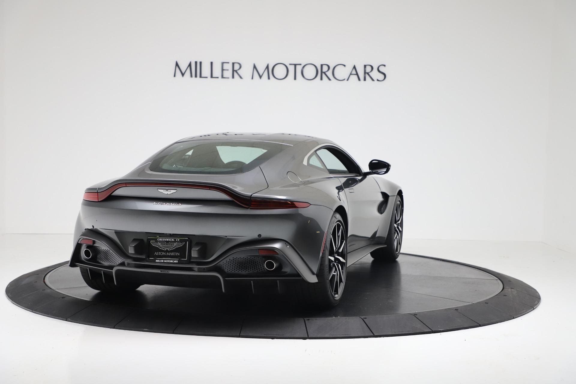 New 2020 Aston Martin Vantage V8 For Sale In Greenwich, CT 3384_p5
