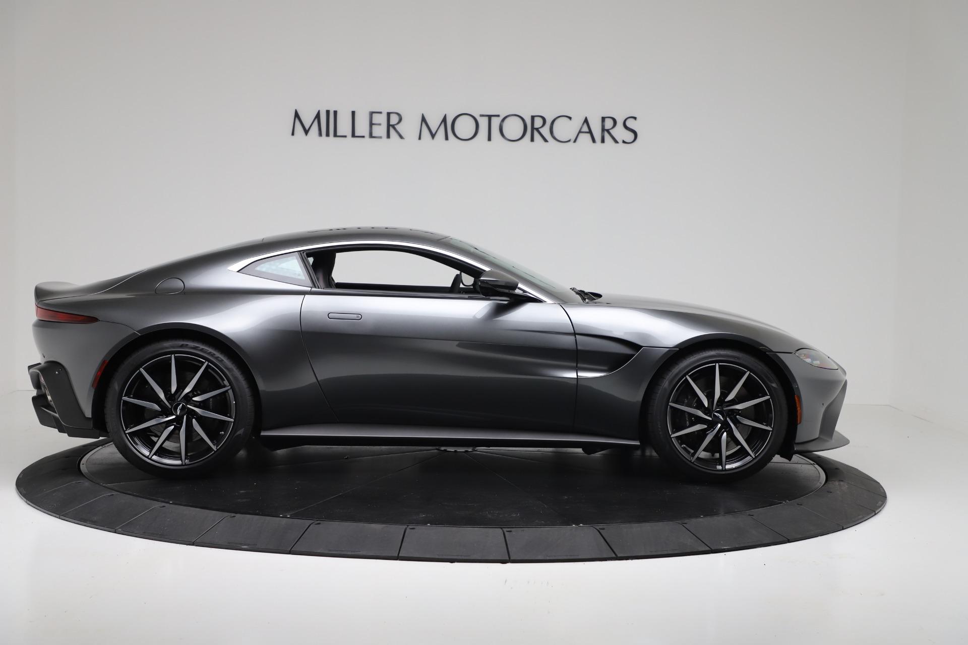New 2020 Aston Martin Vantage V8 For Sale In Greenwich, CT 3384_p7