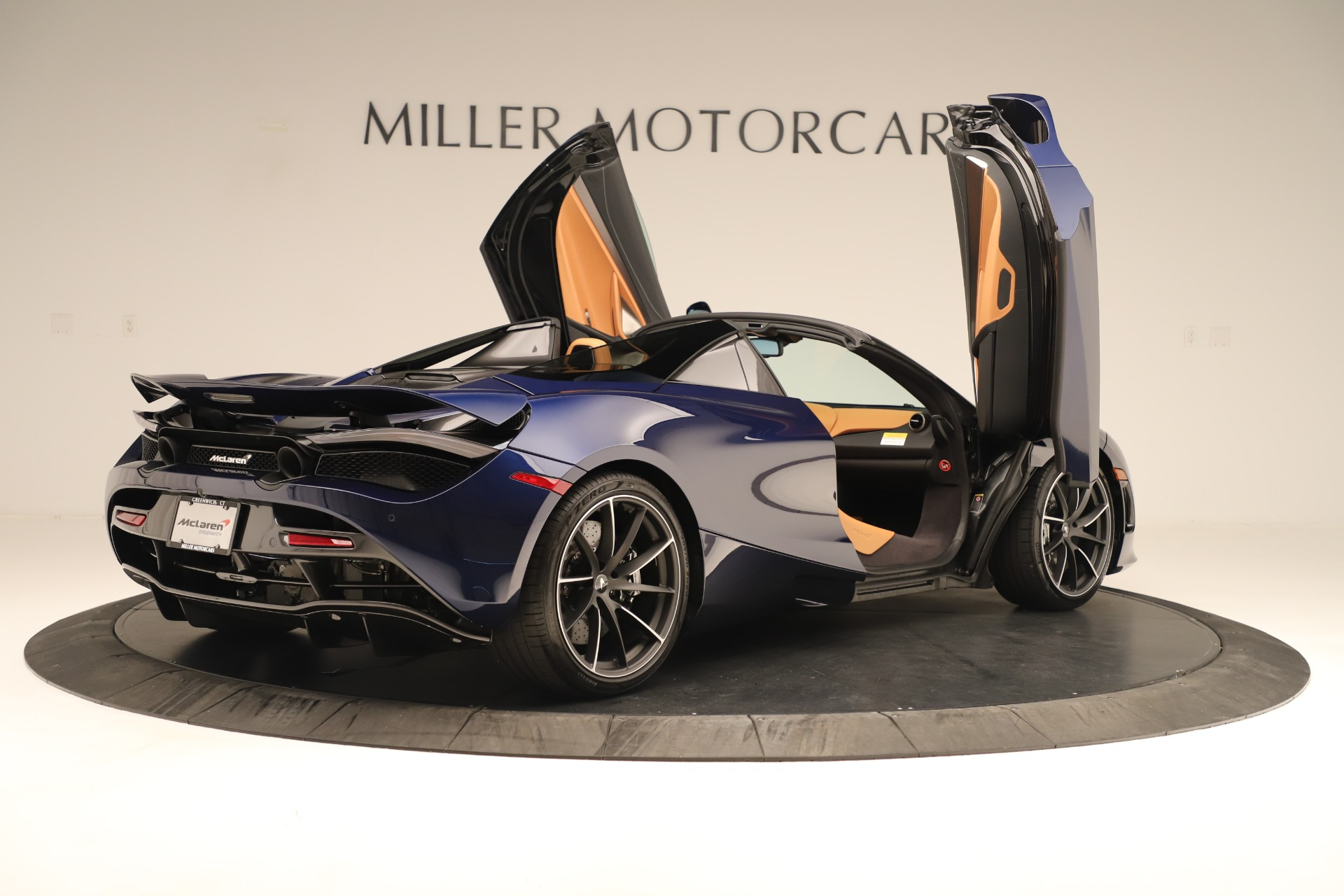 New 2020 McLaren 720S Spider For Sale In Greenwich, CT 3386_p31