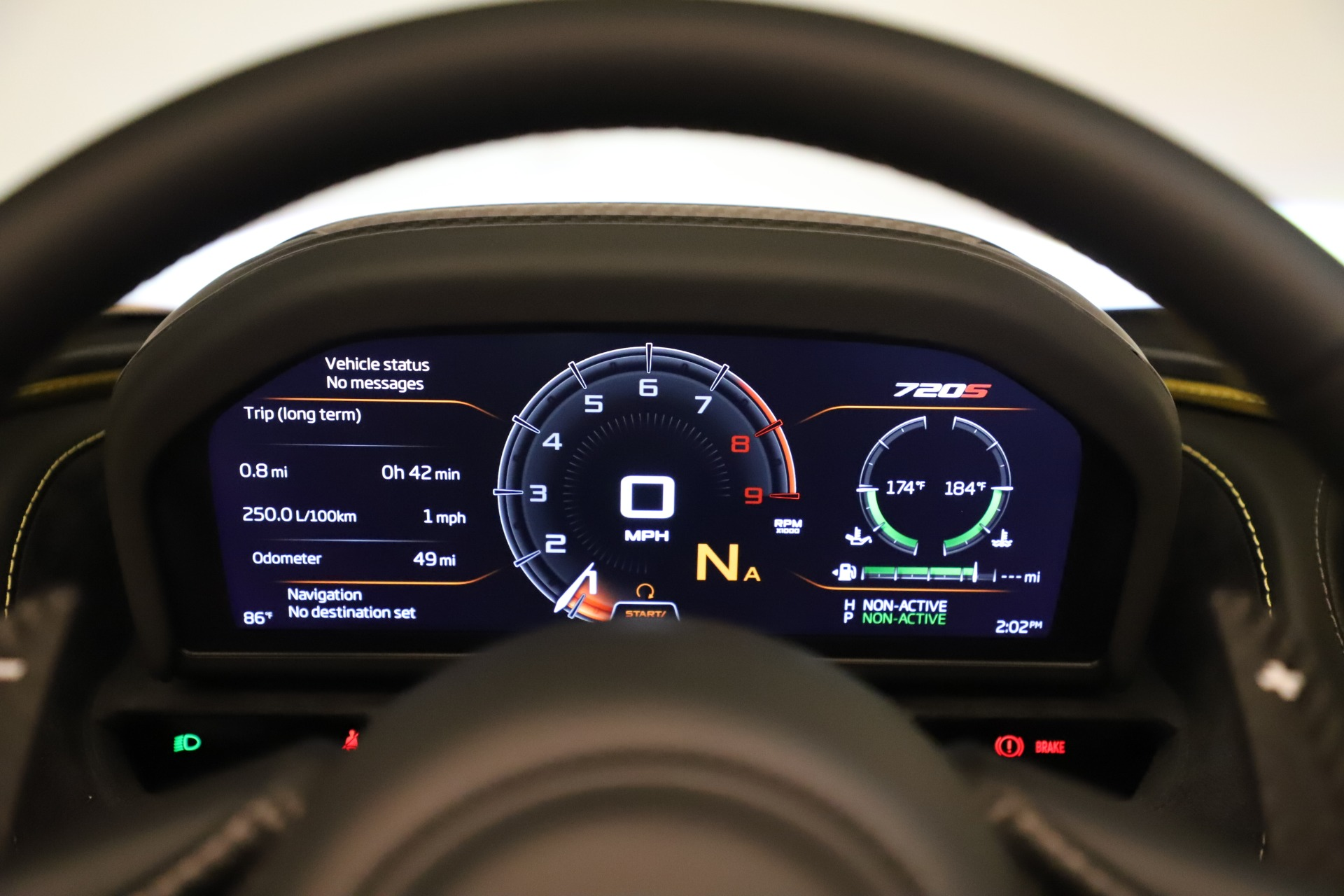 New 2020 McLaren 720S Spider Performance For Sale In Greenwich, CT 3388_p31