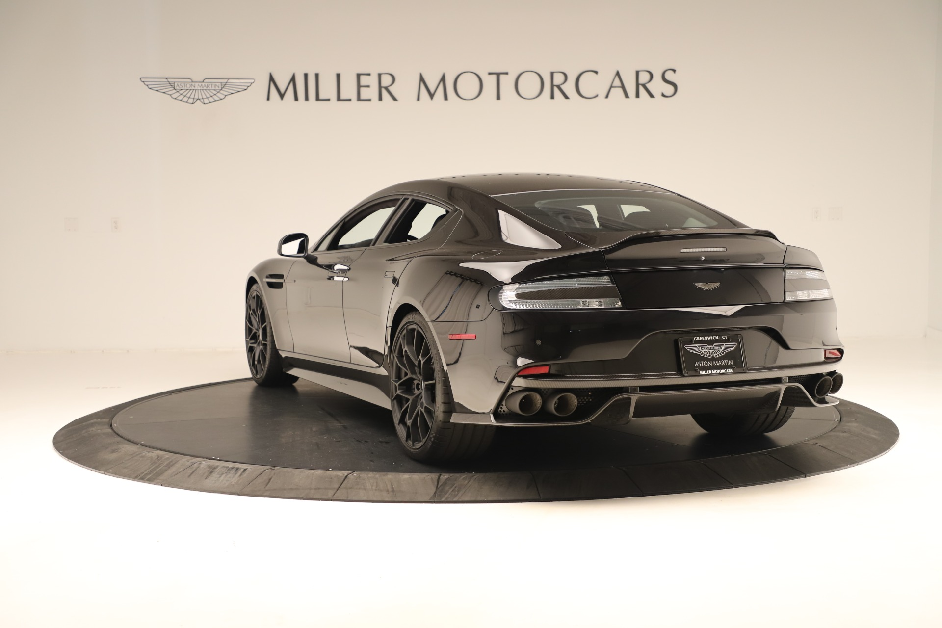 New 2019 Aston Martin Rapide AMR Sedan For Sale In Greenwich, CT 3389_p4