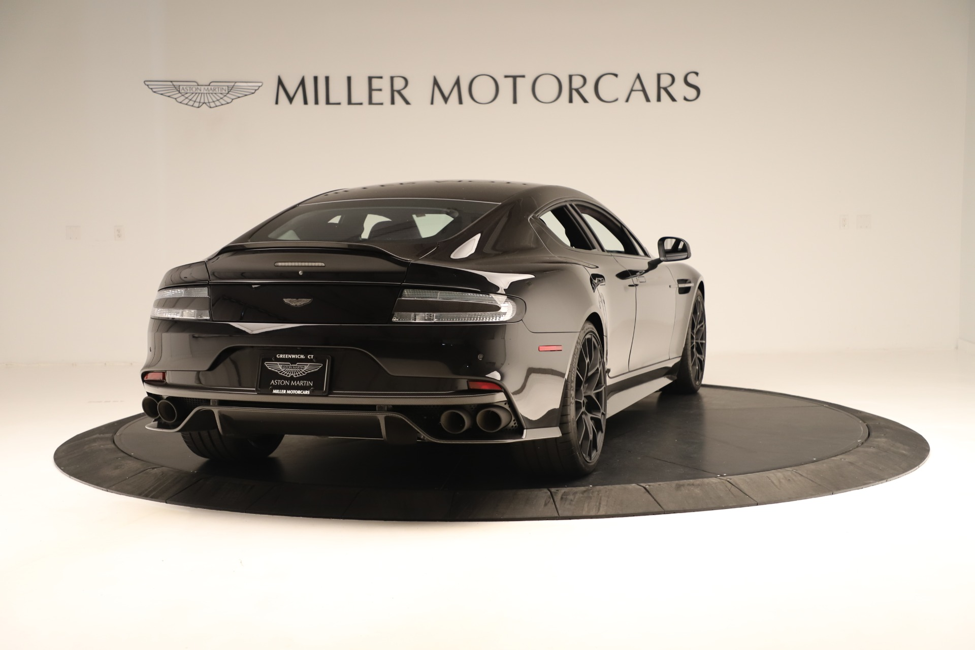 New 2019 Aston Martin Rapide AMR Sedan For Sale In Greenwich, CT 3389_p6