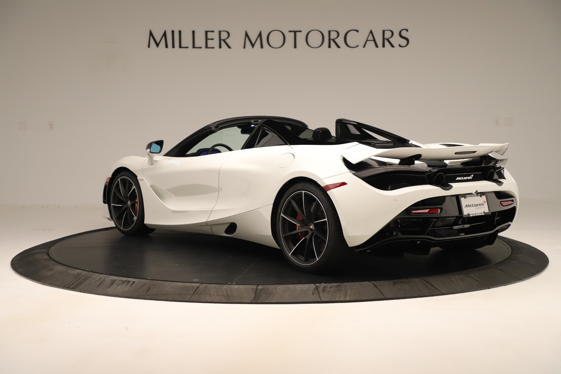 New 2020 McLaren 720S Spider For Sale In Greenwich, CT 3390_p12
