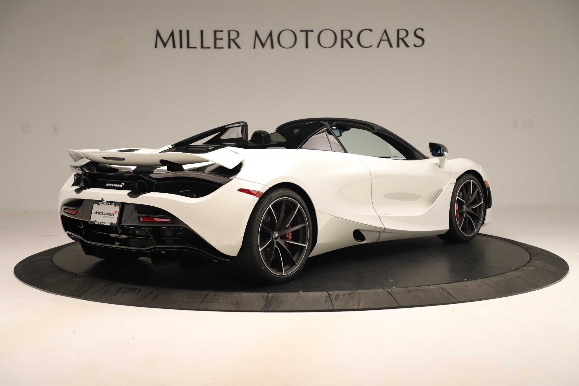 New 2020 McLaren 720S Spider For Sale In Greenwich, CT 3390_p14