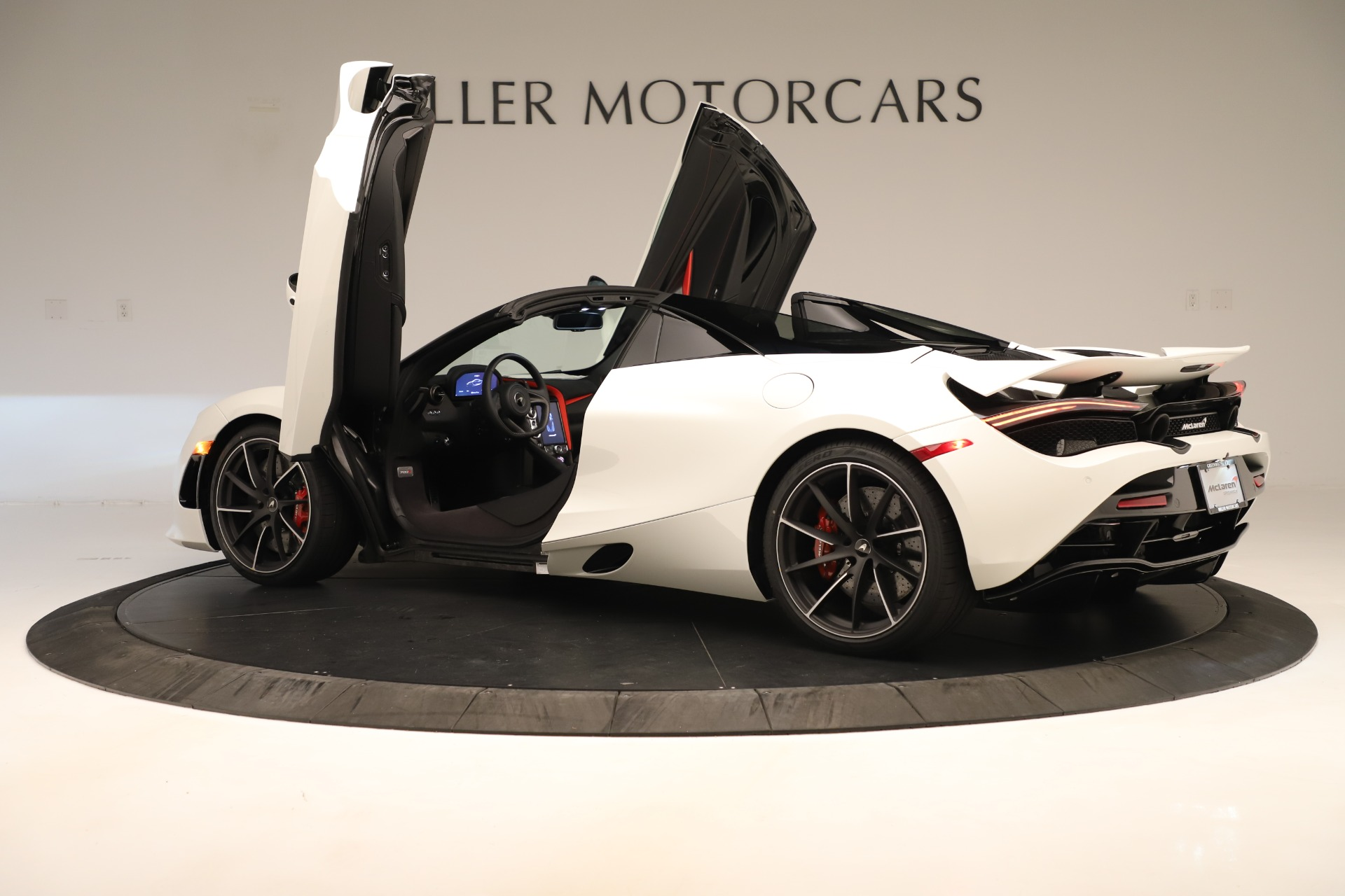 New 2020 McLaren 720S Spider For Sale In Greenwich, CT 3390_p19