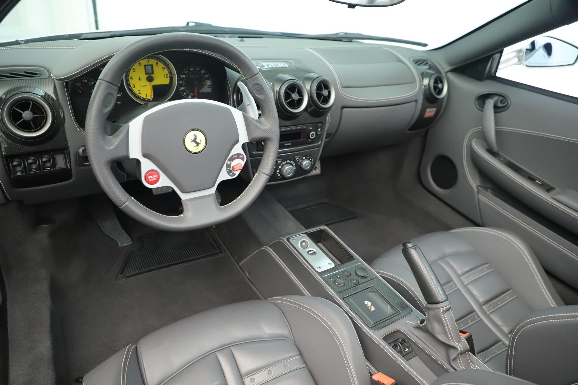 Used 2008 Ferrari F430 Spider  For Sale In Greenwich, CT 3391_p20