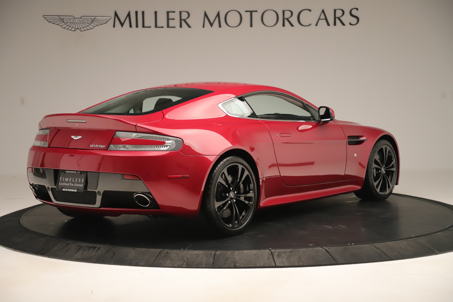 Used 2011 Aston Martin V12 Vantage Coupe For Sale In Greenwich, CT 3395_p10