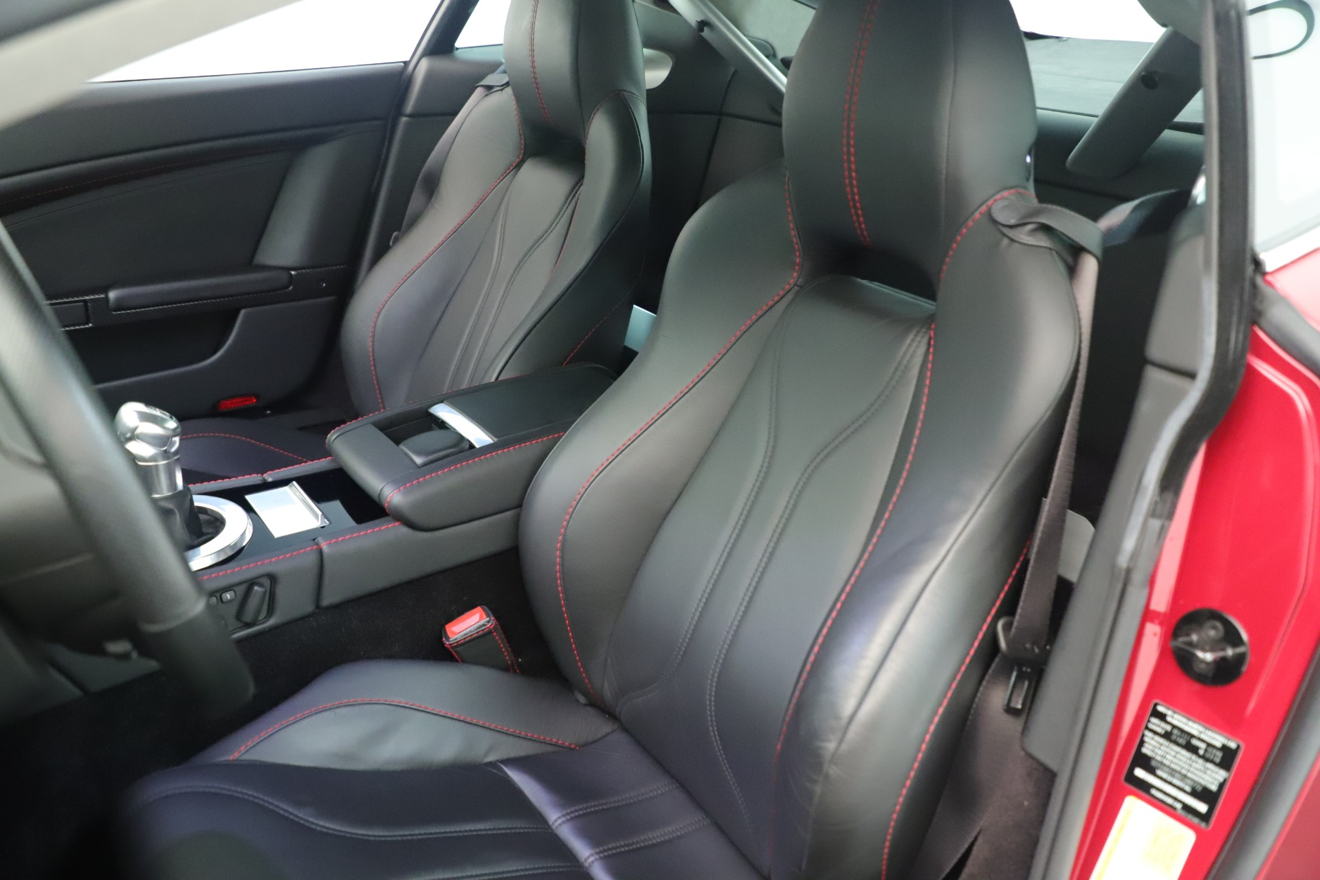 Used 2011 Aston Martin V12 Vantage Coupe For Sale In Greenwich, CT 3395_p25