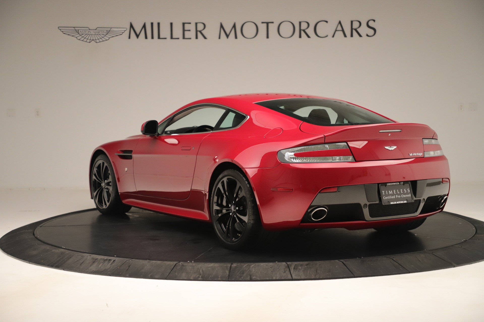 Used 2011 Aston Martin V12 Vantage Coupe For Sale In Greenwich, CT 3395_p6