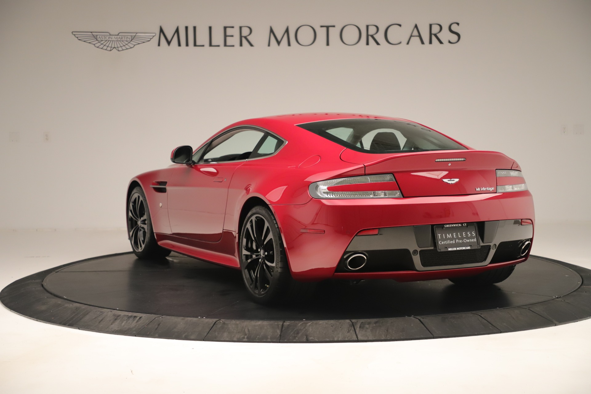 Used 2011 Aston Martin V12 Vantage Coupe For Sale In Greenwich, CT 3395_p7