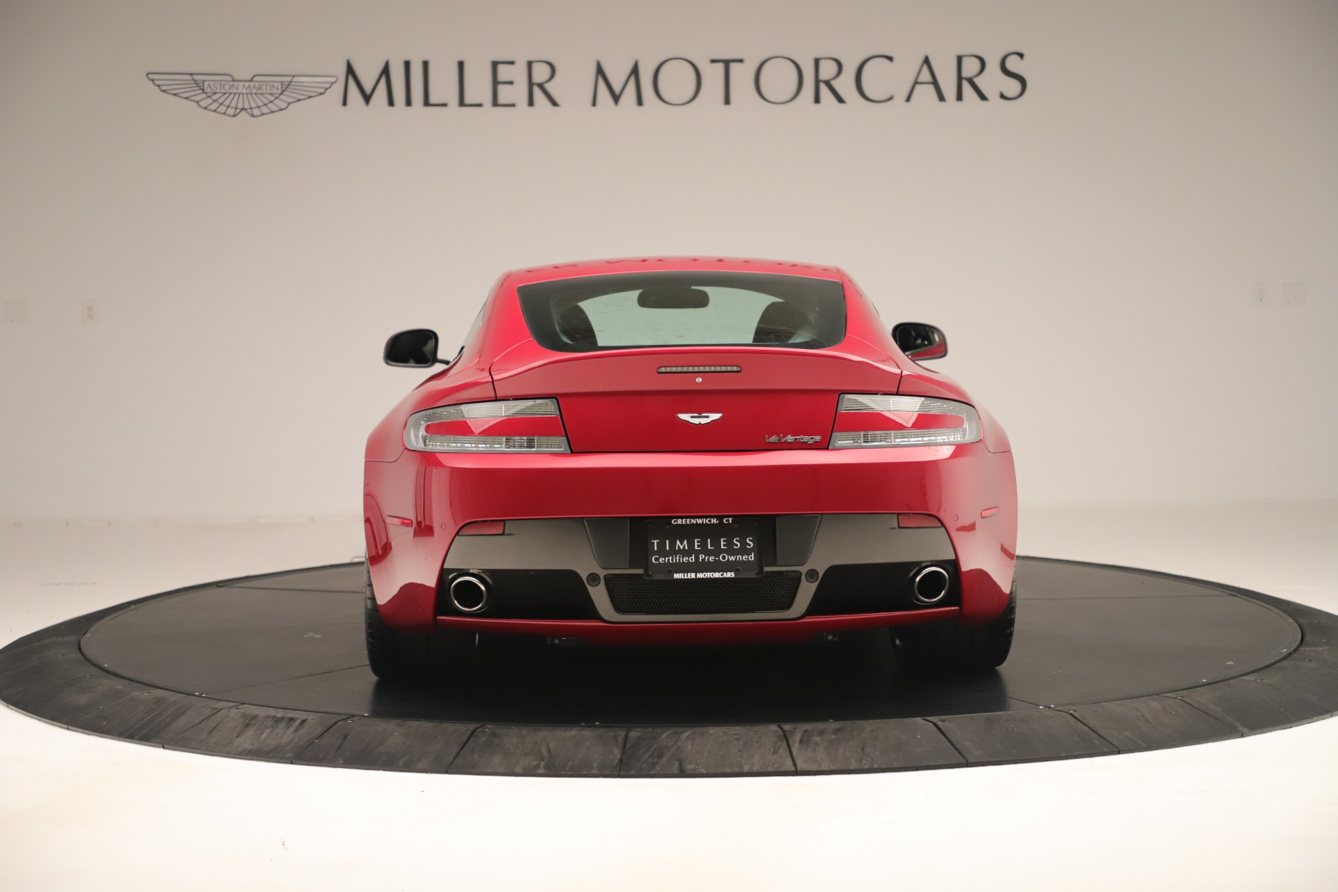 Used 2011 Aston Martin V12 Vantage Coupe For Sale In Greenwich, CT 3395_p8