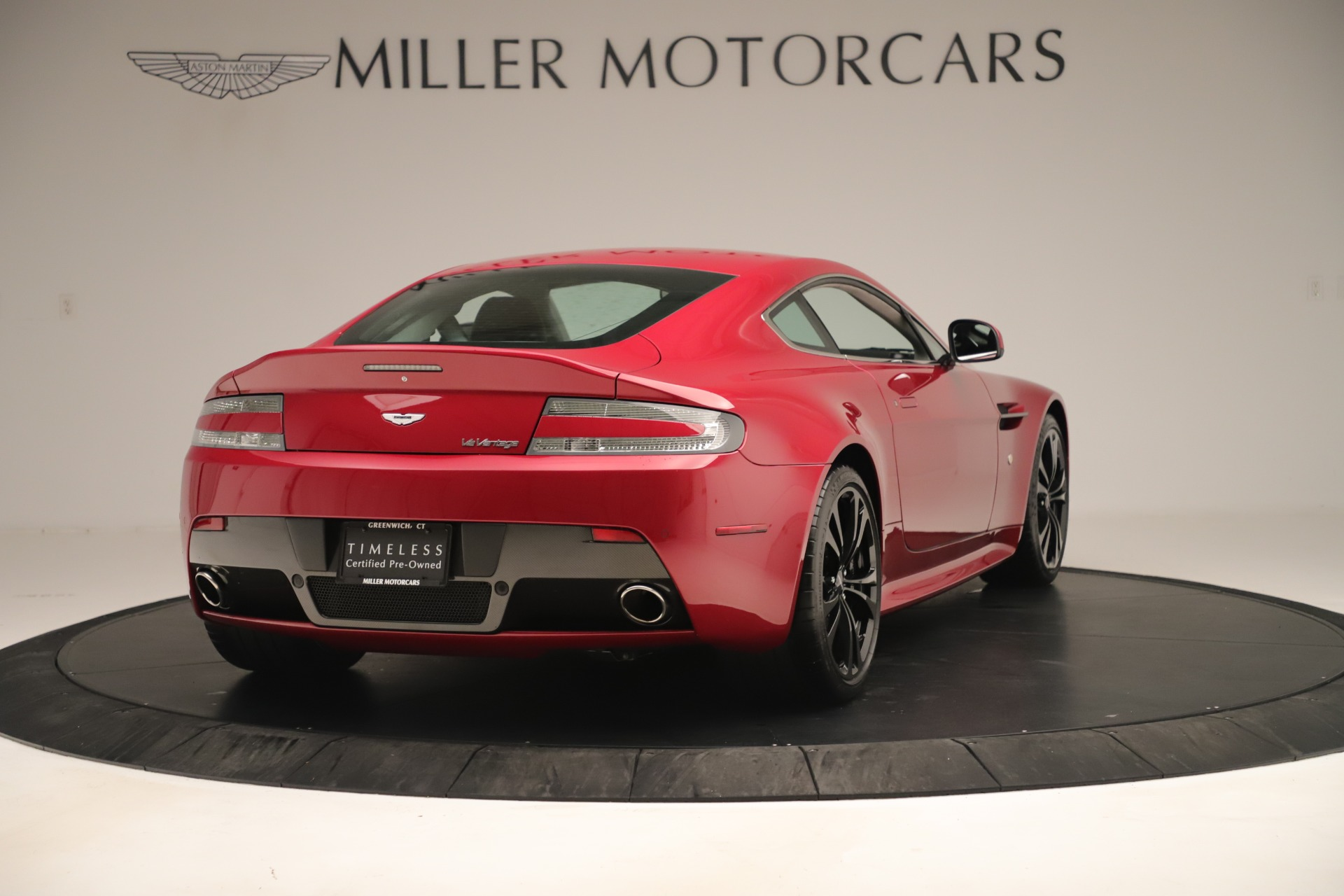 Used 2011 Aston Martin V12 Vantage Coupe For Sale In Greenwich, CT 3395_p9